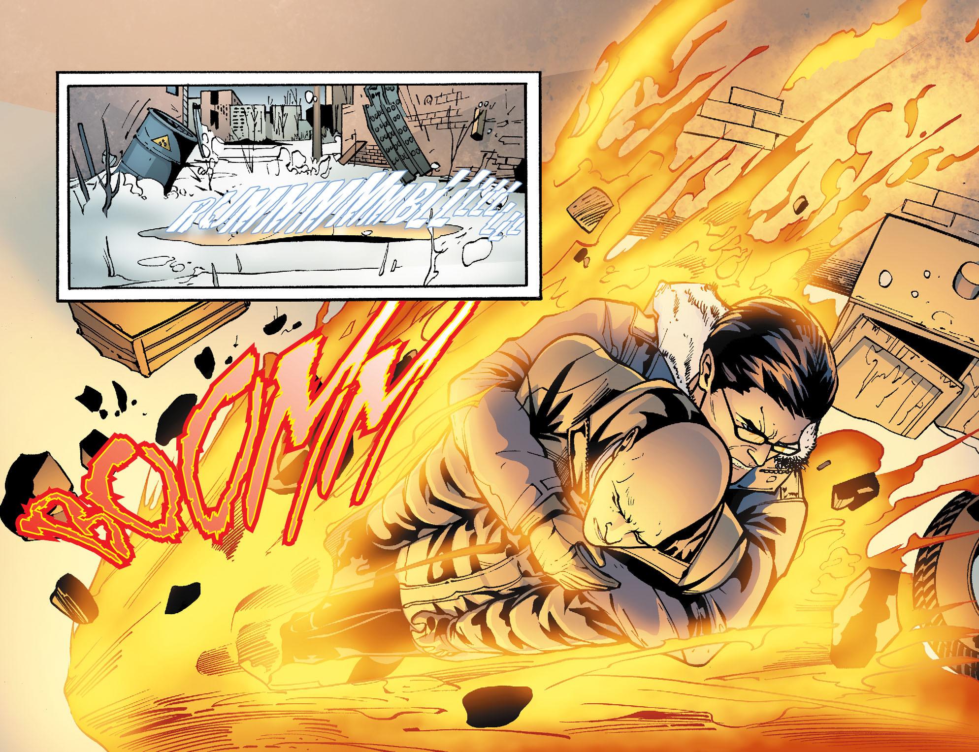 Read online Smallville: Alien comic -  Issue #9 - 17