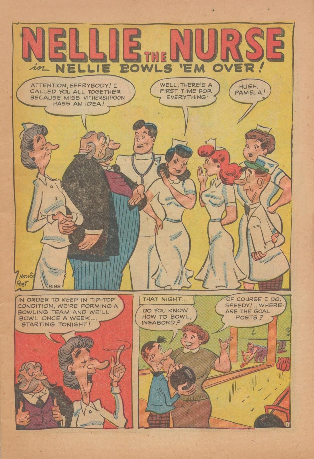 Nellie The Nurse (1945) issue 28 - Page 3