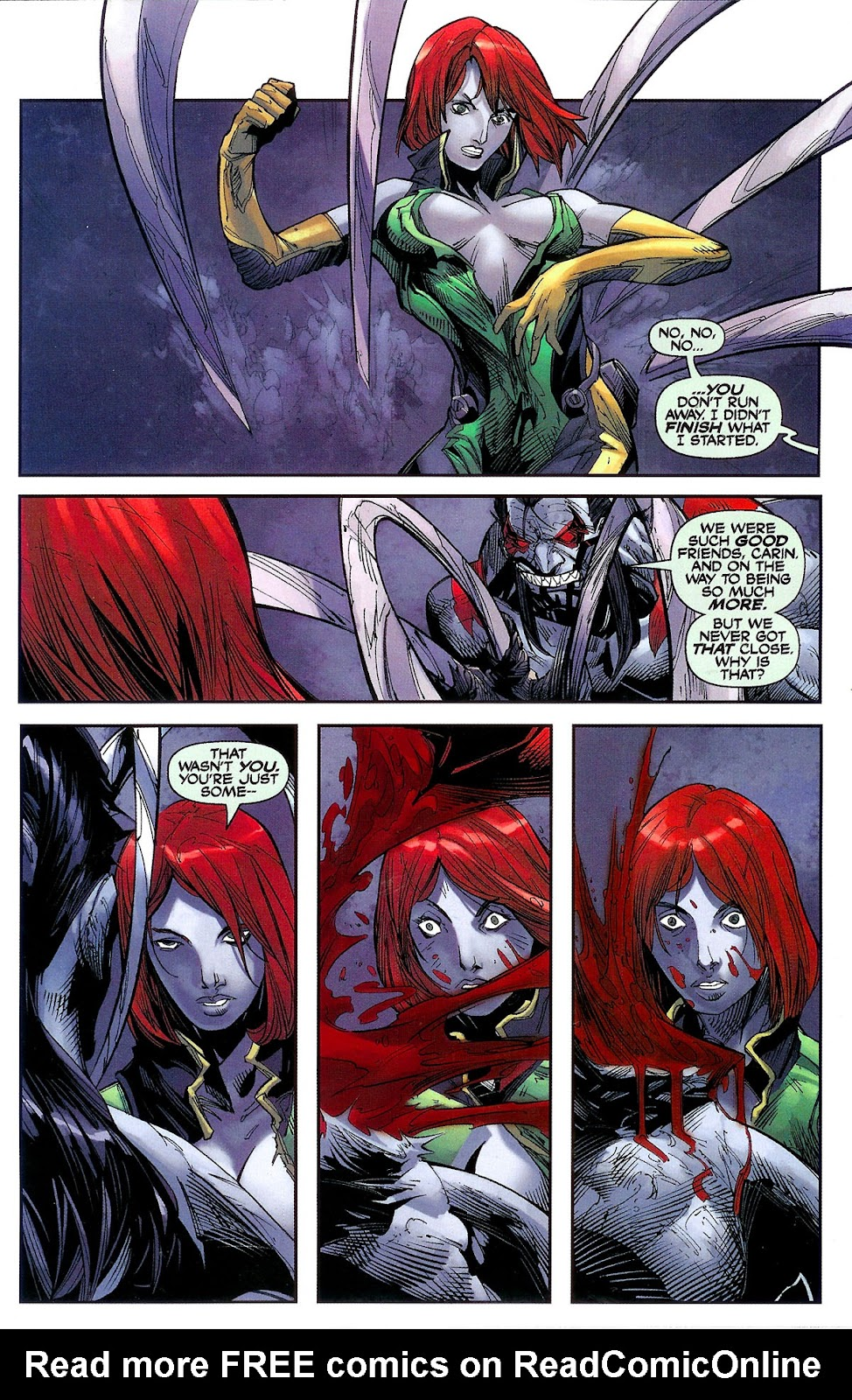 Cyberforce (2006) Issue #2 #3 - English 9