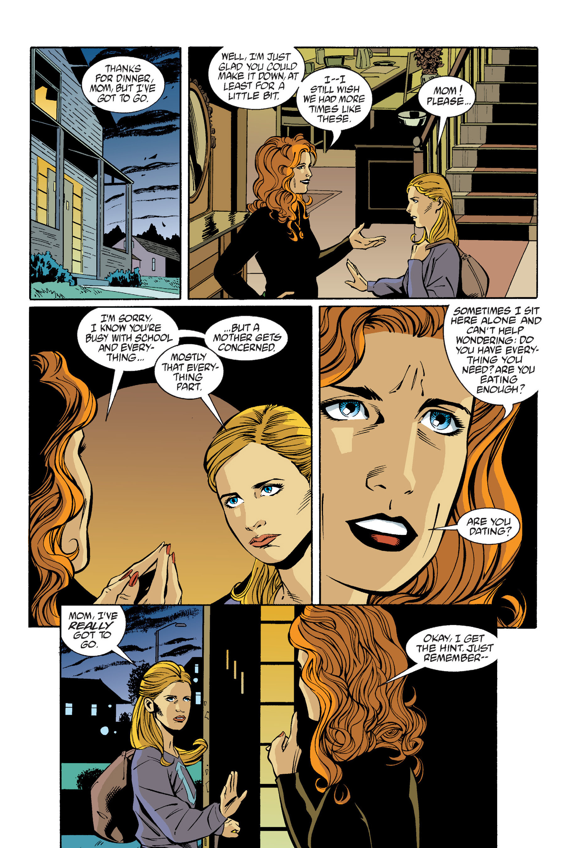 Read online Buffy the Vampire Slayer: Omnibus comic -  Issue # TPB 6 - 13