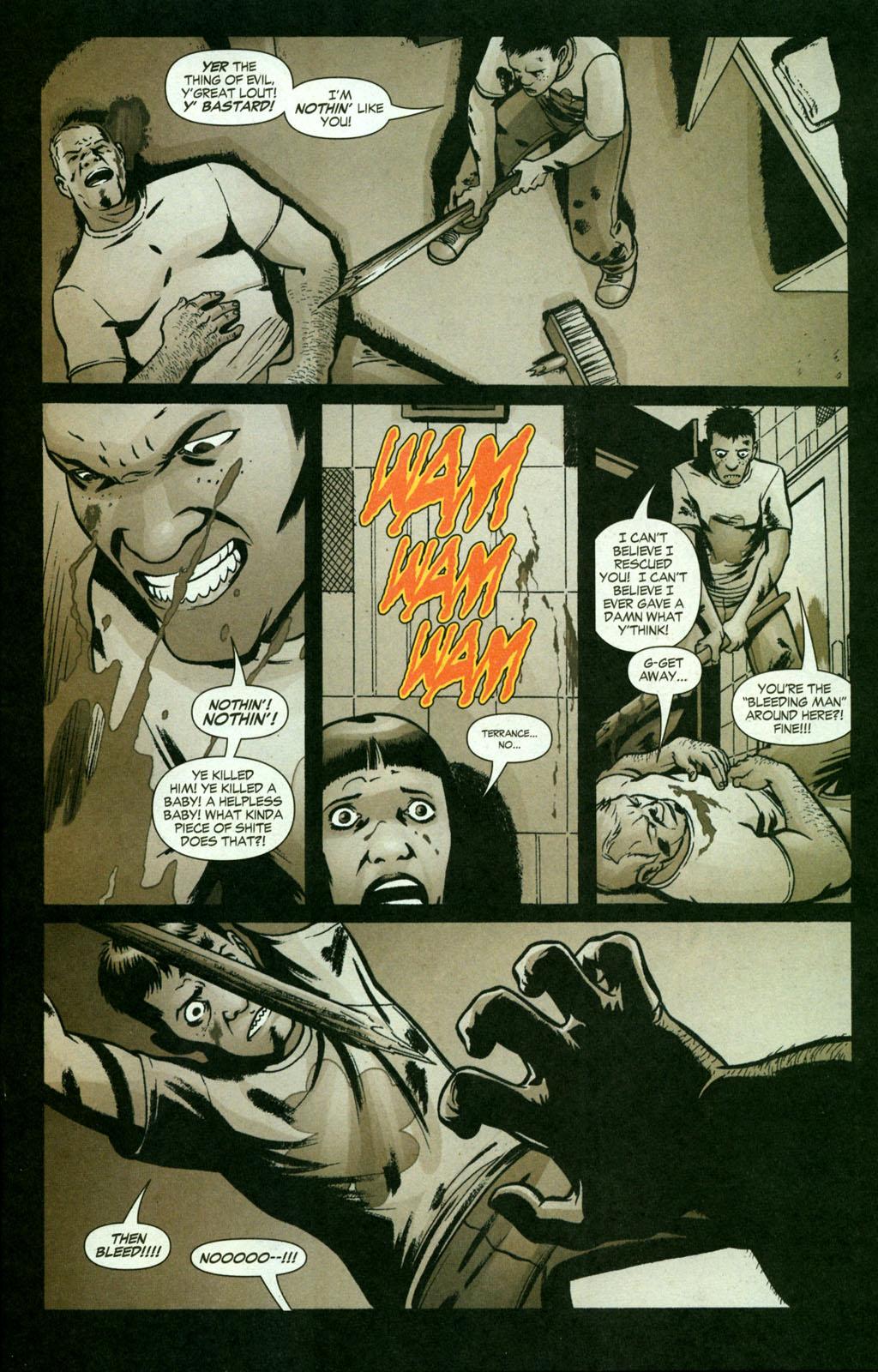 Read online Fallen Angel (2003) comic -  Issue #18 - 4