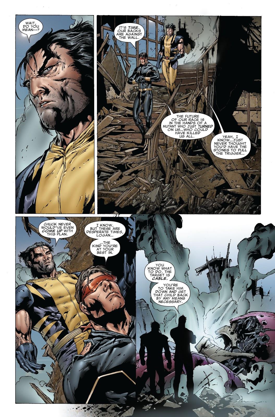 Uncanny X-Men (1963) issue 493 - Page 24