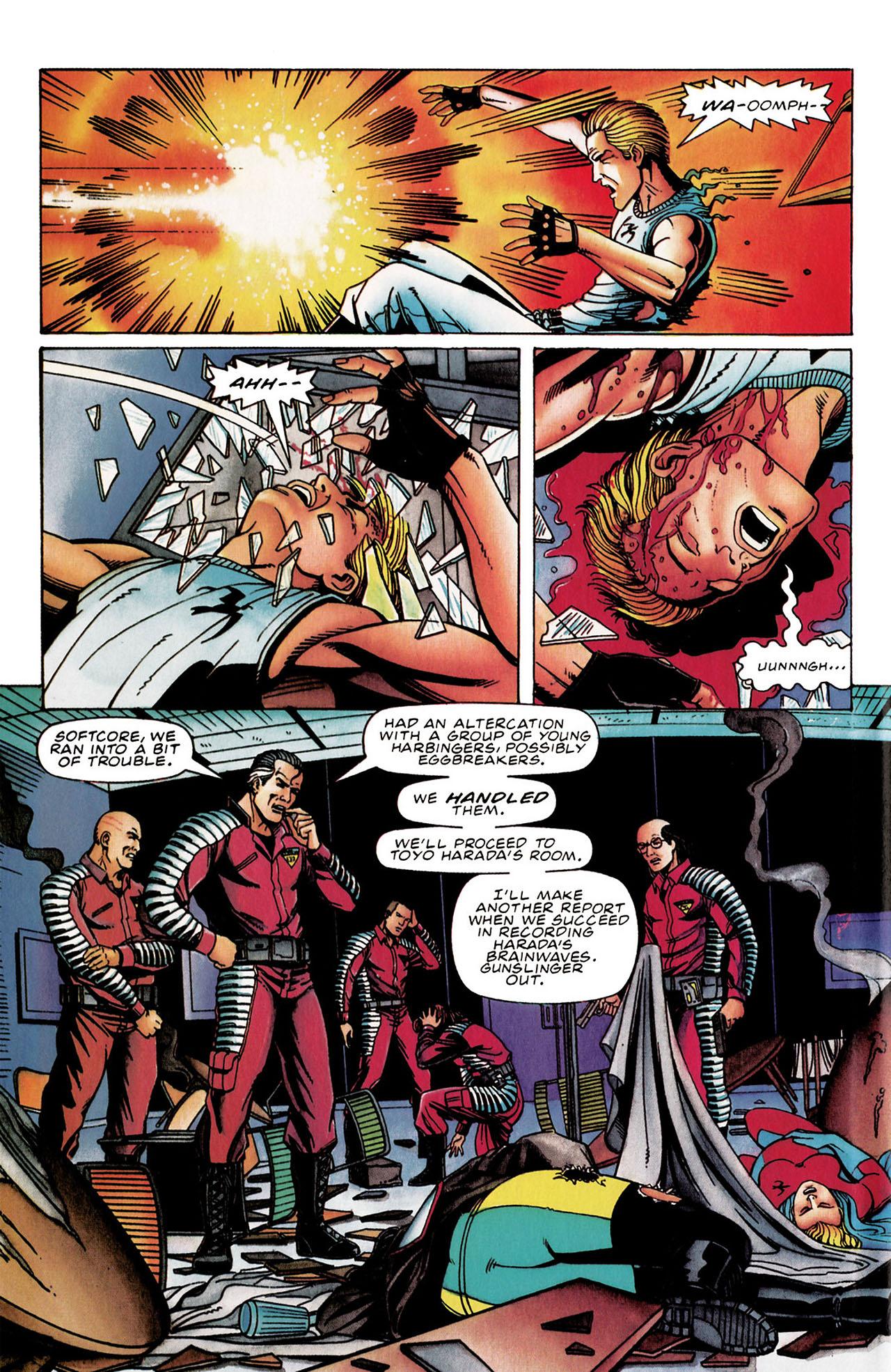 Read online Harbinger (1992) comic -  Issue #30 - 20