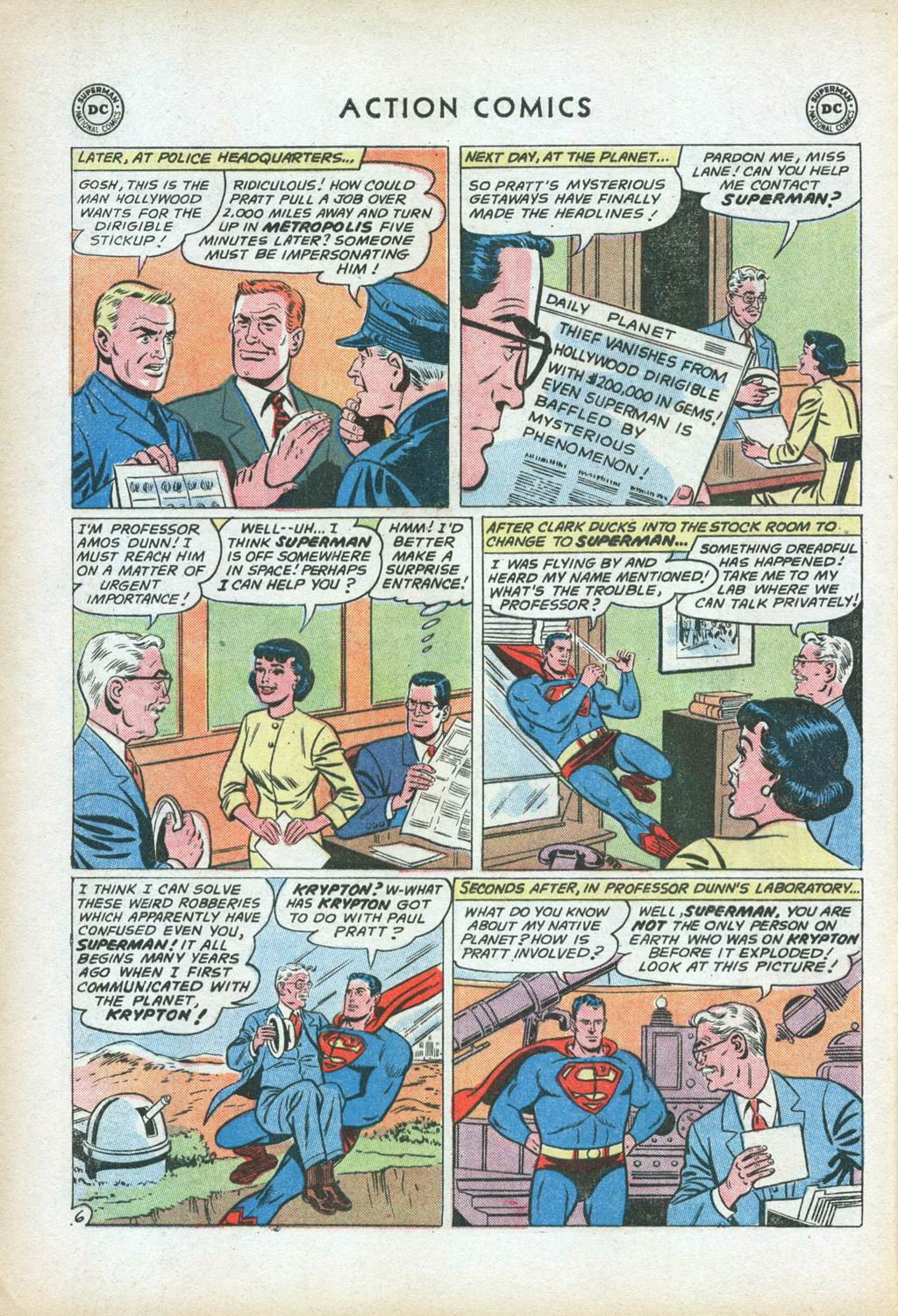 Read online Action Comics (1938) comic -  Issue #281 - 8