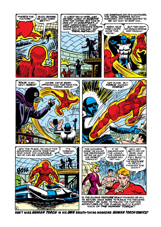 Captain America Comics 76 Page 18