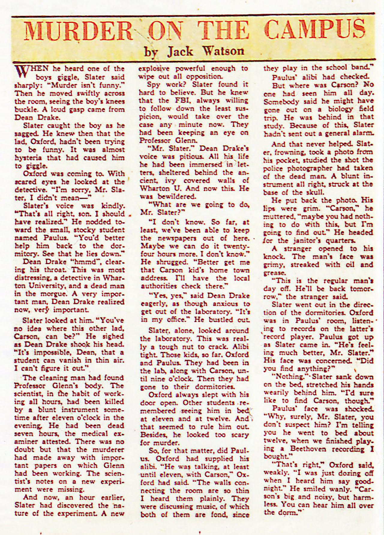 Read online Detective Comics (1937) comic -  Issue #71 - 48