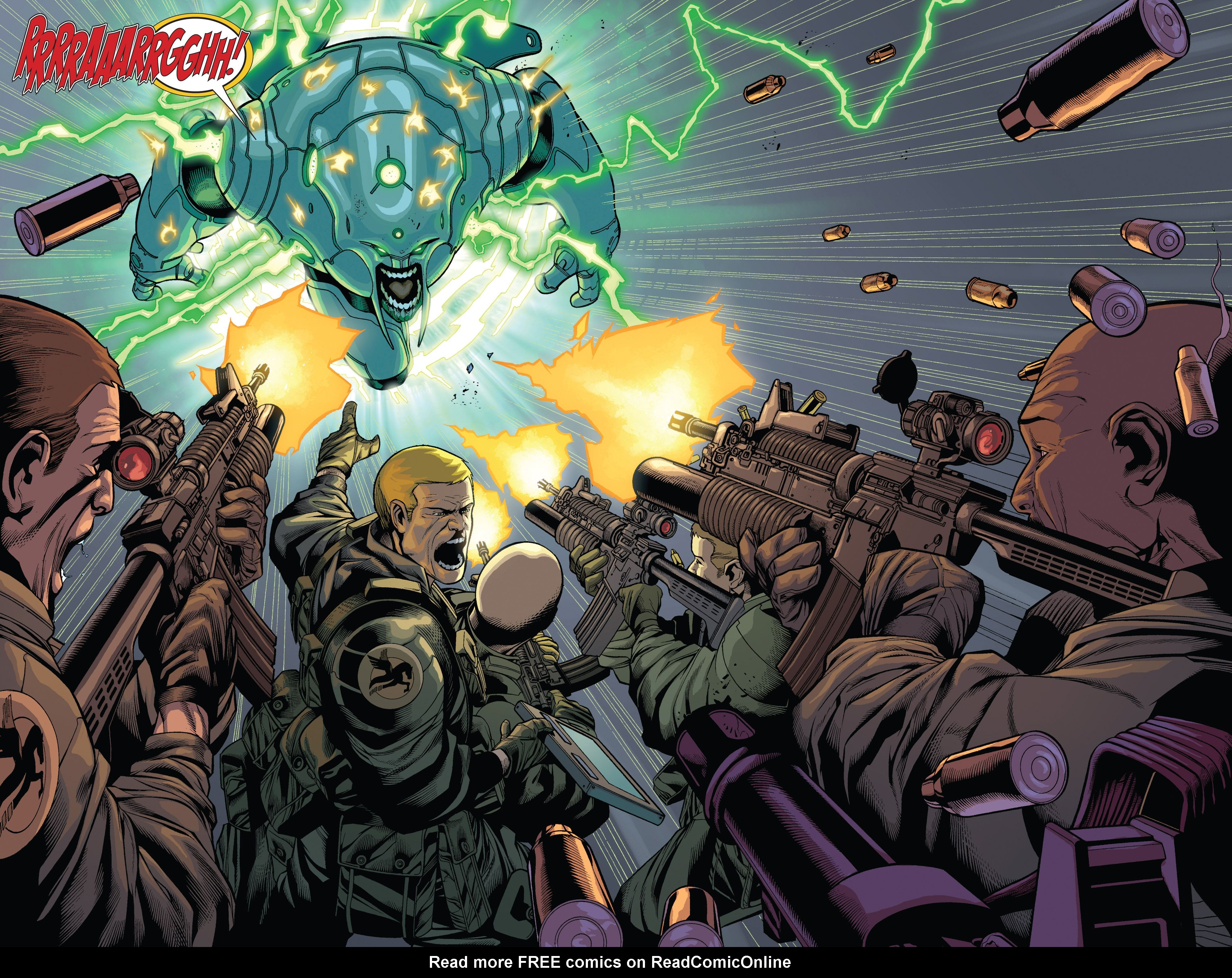 Read online Ultimate Comics Doomsday comic -  Issue # Full - 116