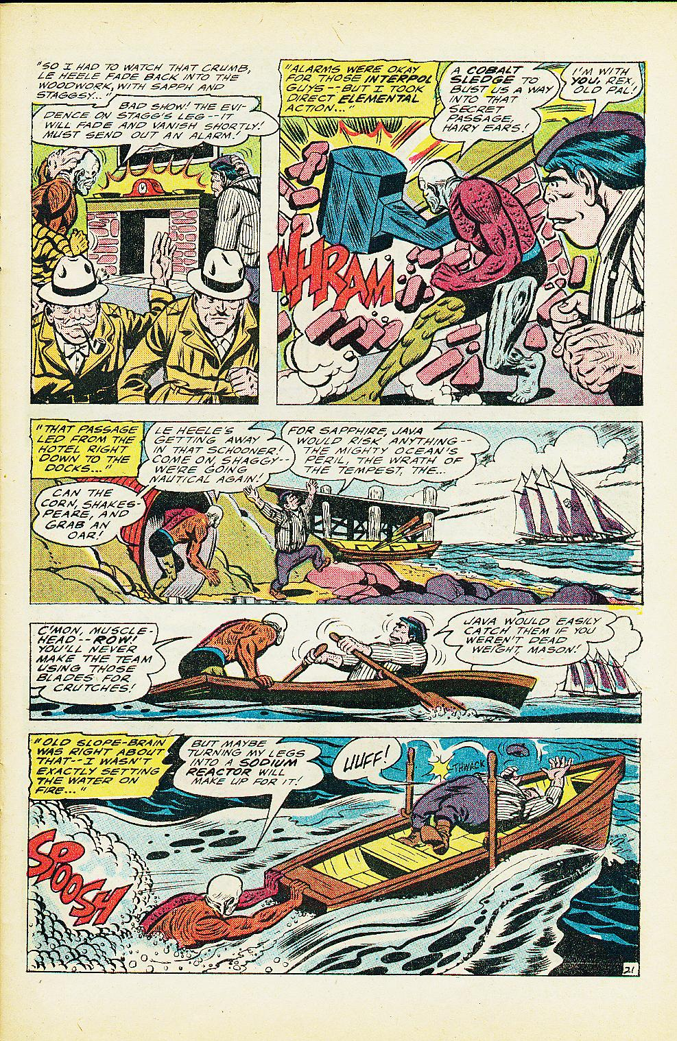 Metamorpho (1965) issue 6 - Page 27