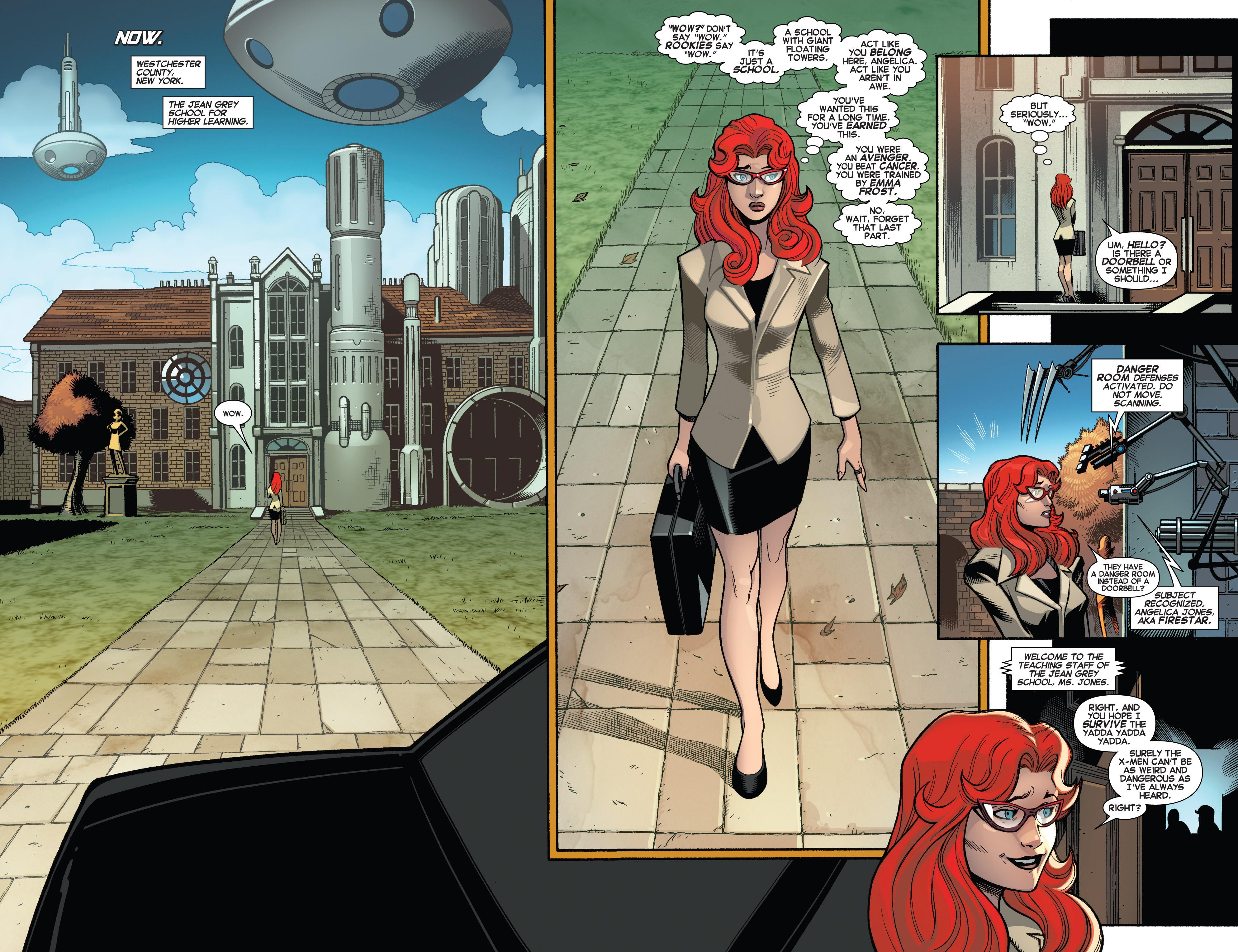 Read online Amazing X-Men (2014) comic -  Issue #1 - 14