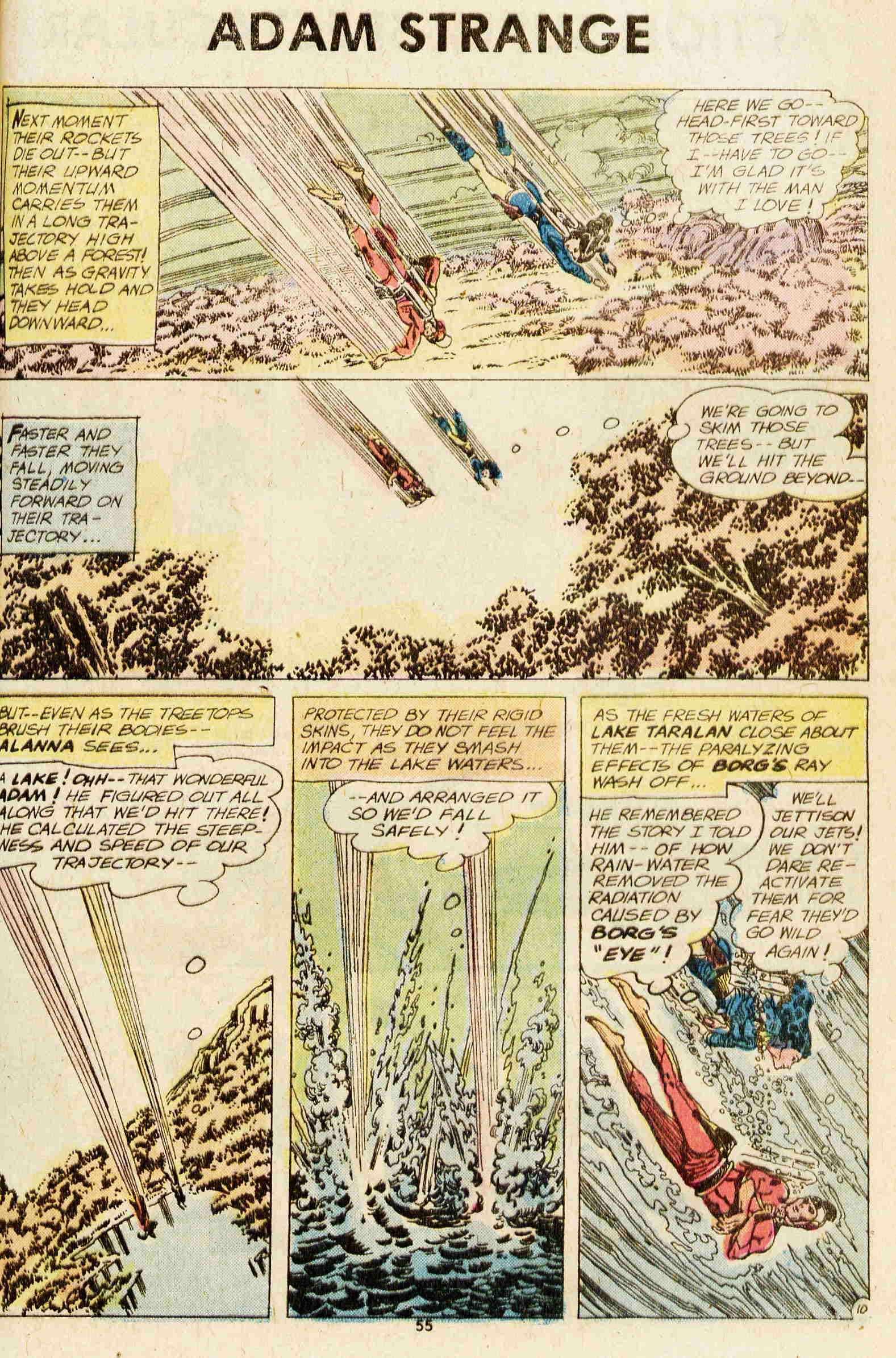 Read online Action Comics (1938) comic -  Issue #437 - 48