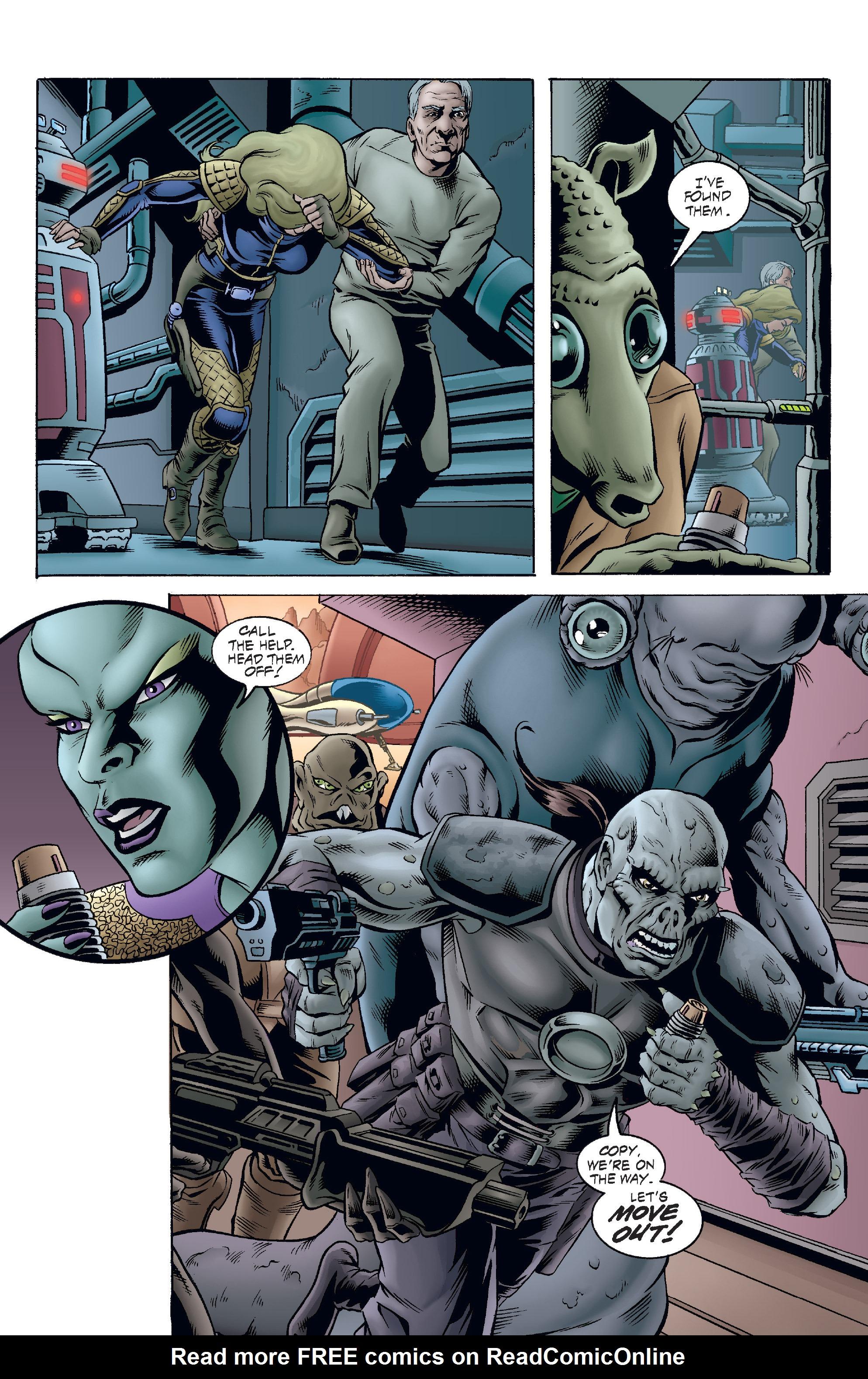 Read online Star Wars Omnibus comic -  Issue # Vol. 11 - 401