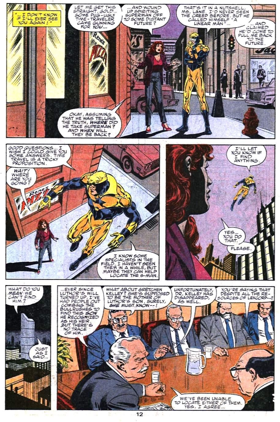 Action Comics (1938) 663 Page 12