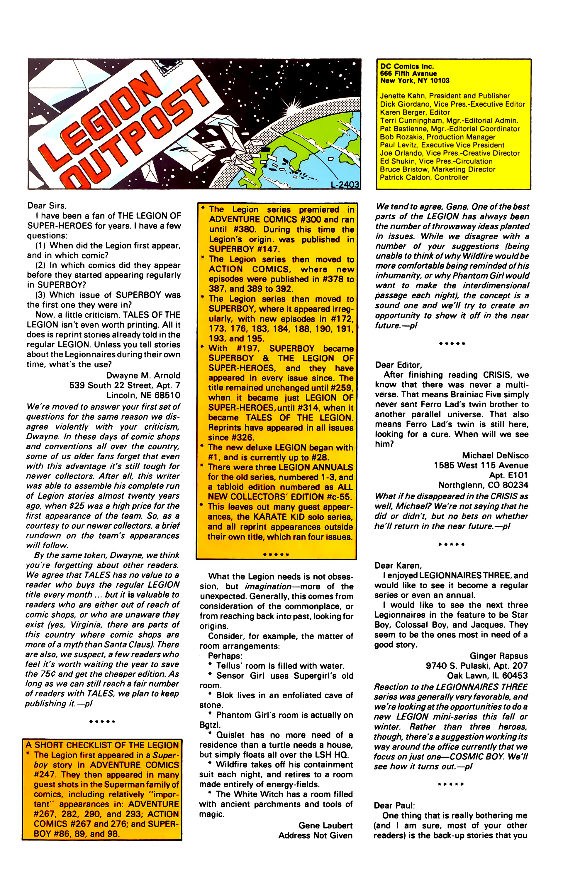 Legion of Super-Heroes (1984) _Annual_2 Page 46