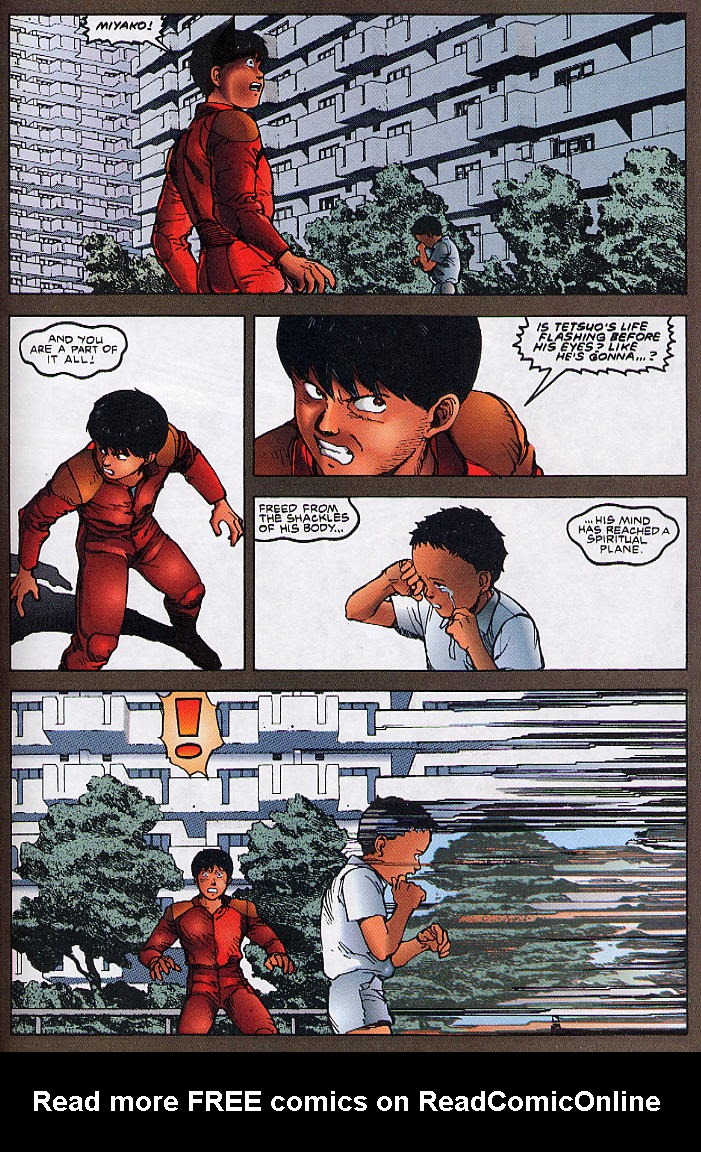 Read online Akira comic -  Issue #36 - 54