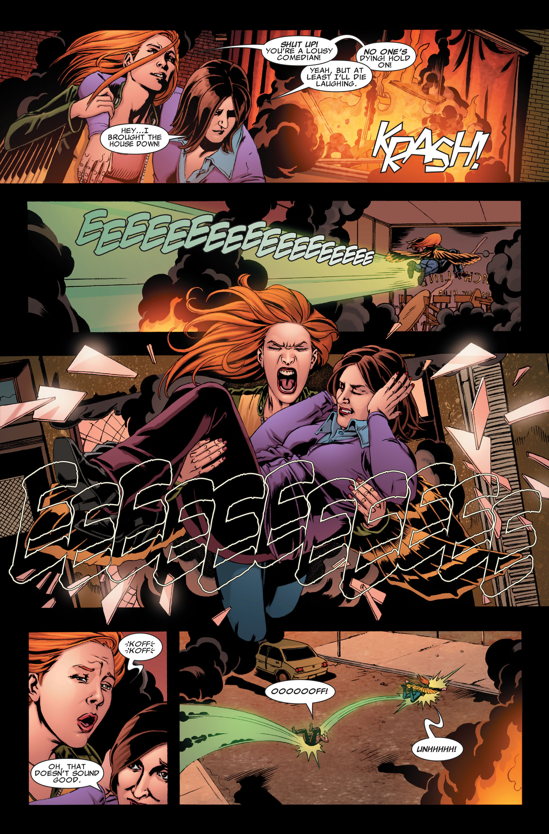 Read online X-Factor (2006) comic -  Issue #31 - 17