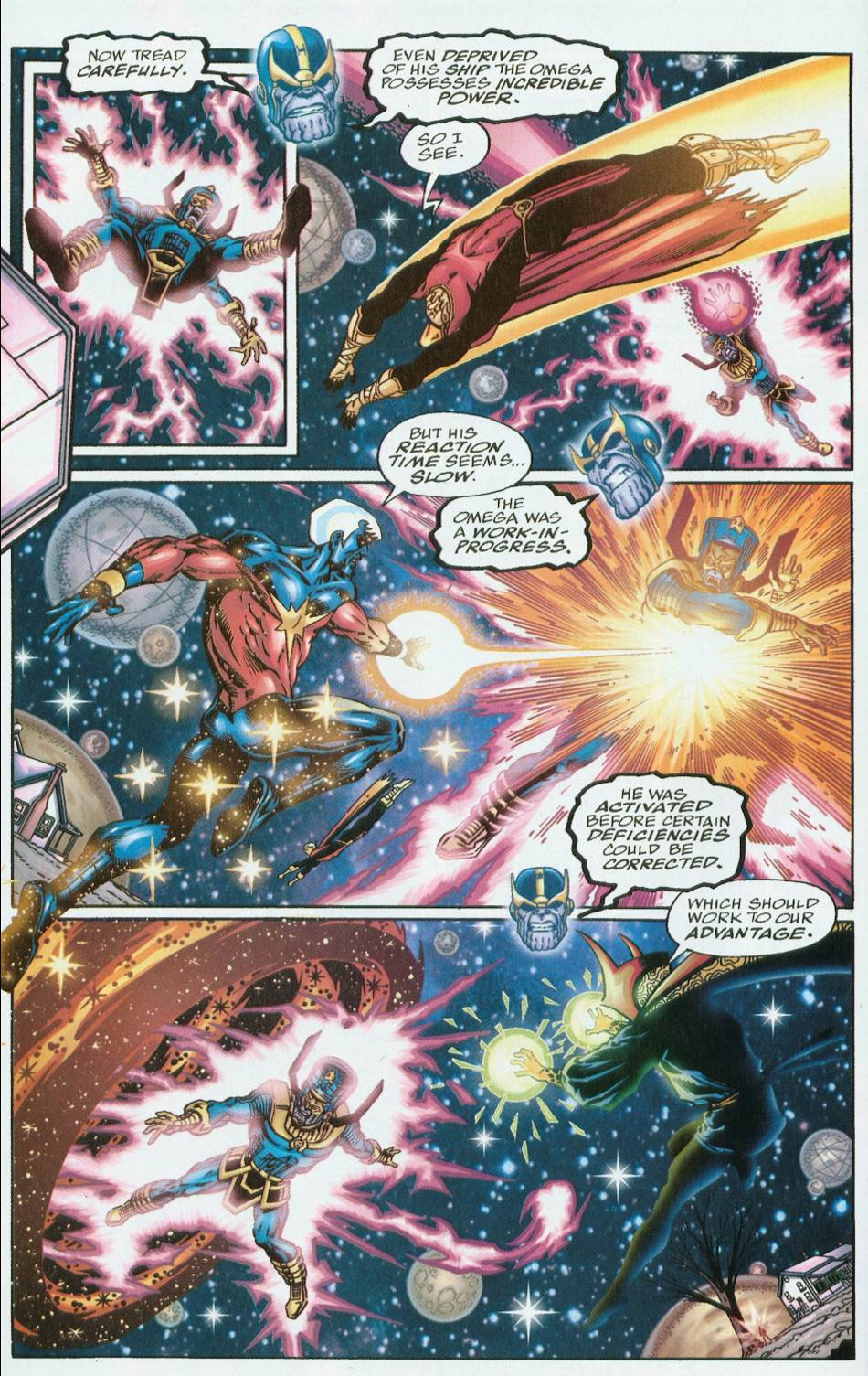 Read online Infinity Abyss comic -  Issue #6 - 22