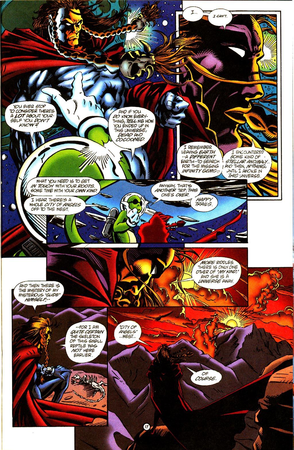 Read online Rune (1995) comic -  Issue #2 - 20