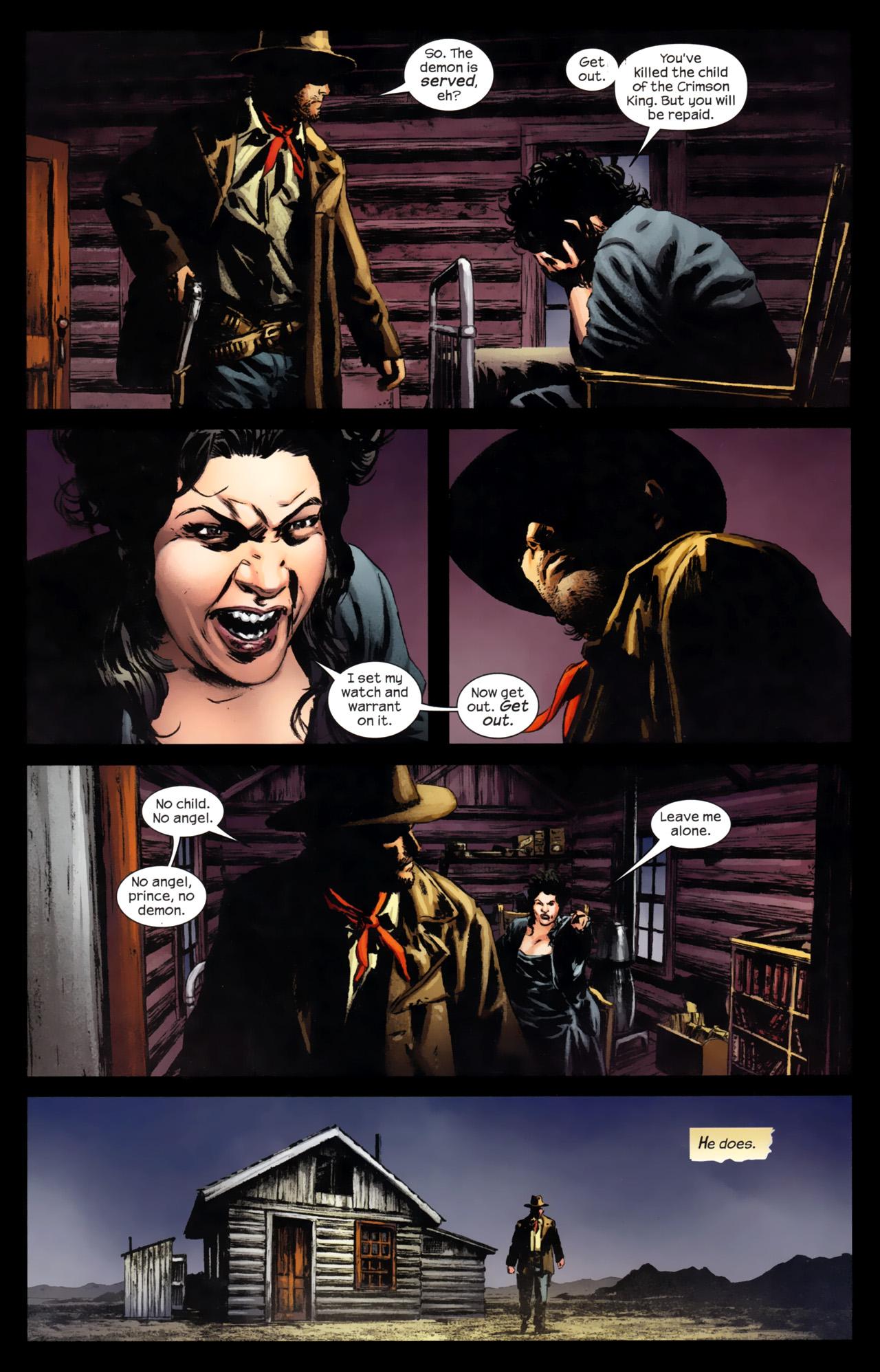 Read online Dark Tower: The Gunslinger - The Battle of Tull comic -  Issue #4 - 17