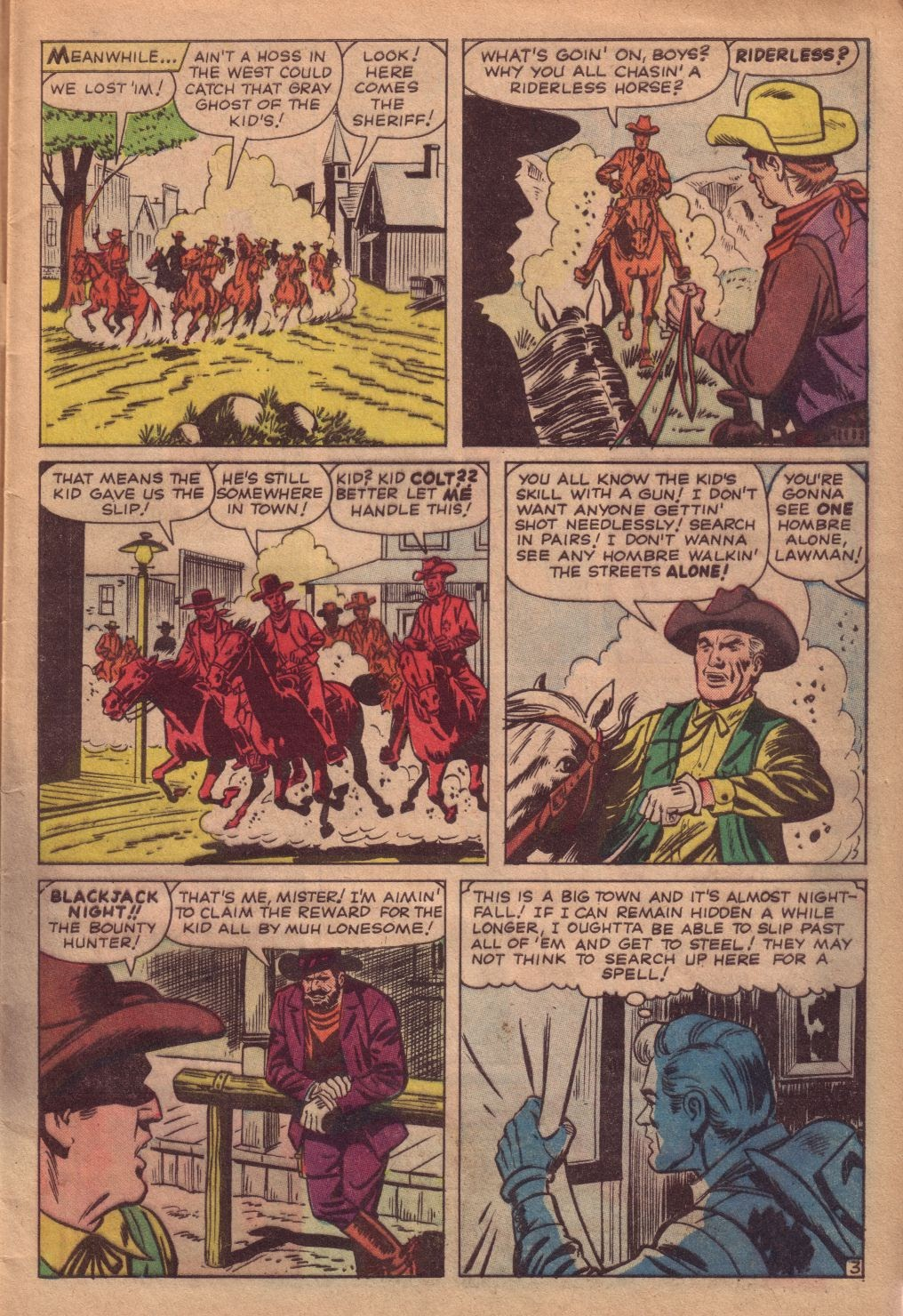 Gunsmoke Western issue 67 - Page 5