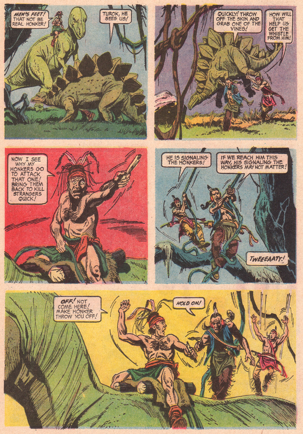 Read online Turok, Son of Stone comic -  Issue #56 - 13