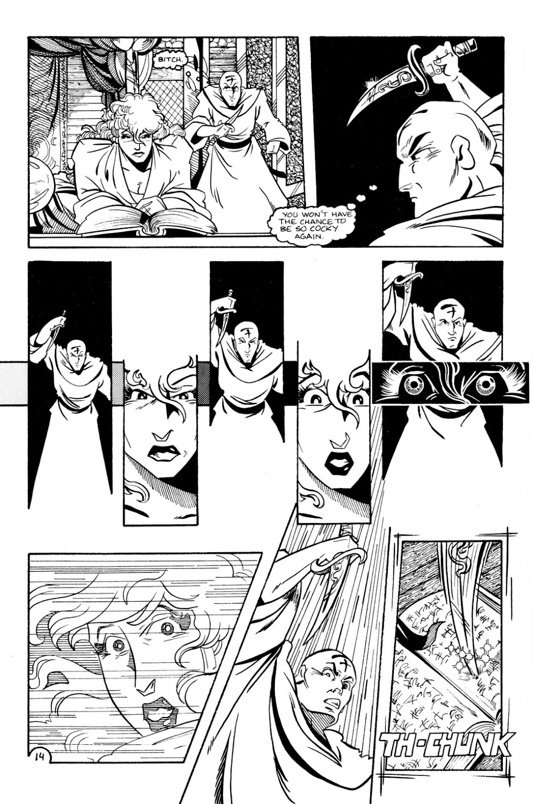 The Realm (1986) issue 8 - Page 16
