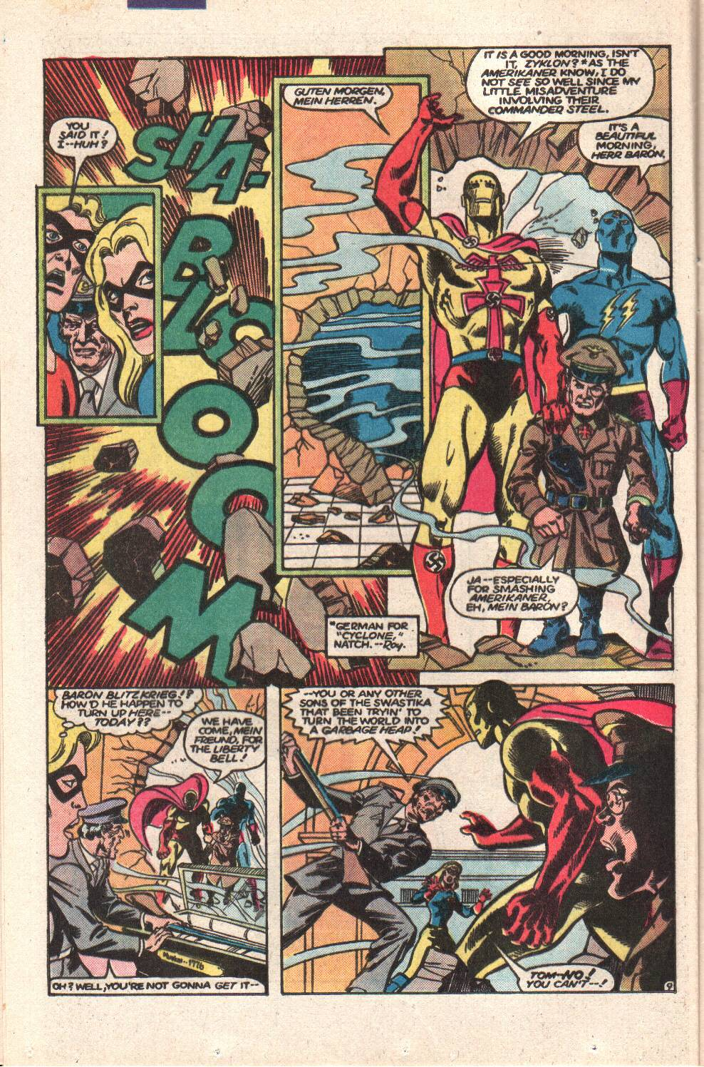 Read online All-Star Squadron comic -  Issue #45 - 10