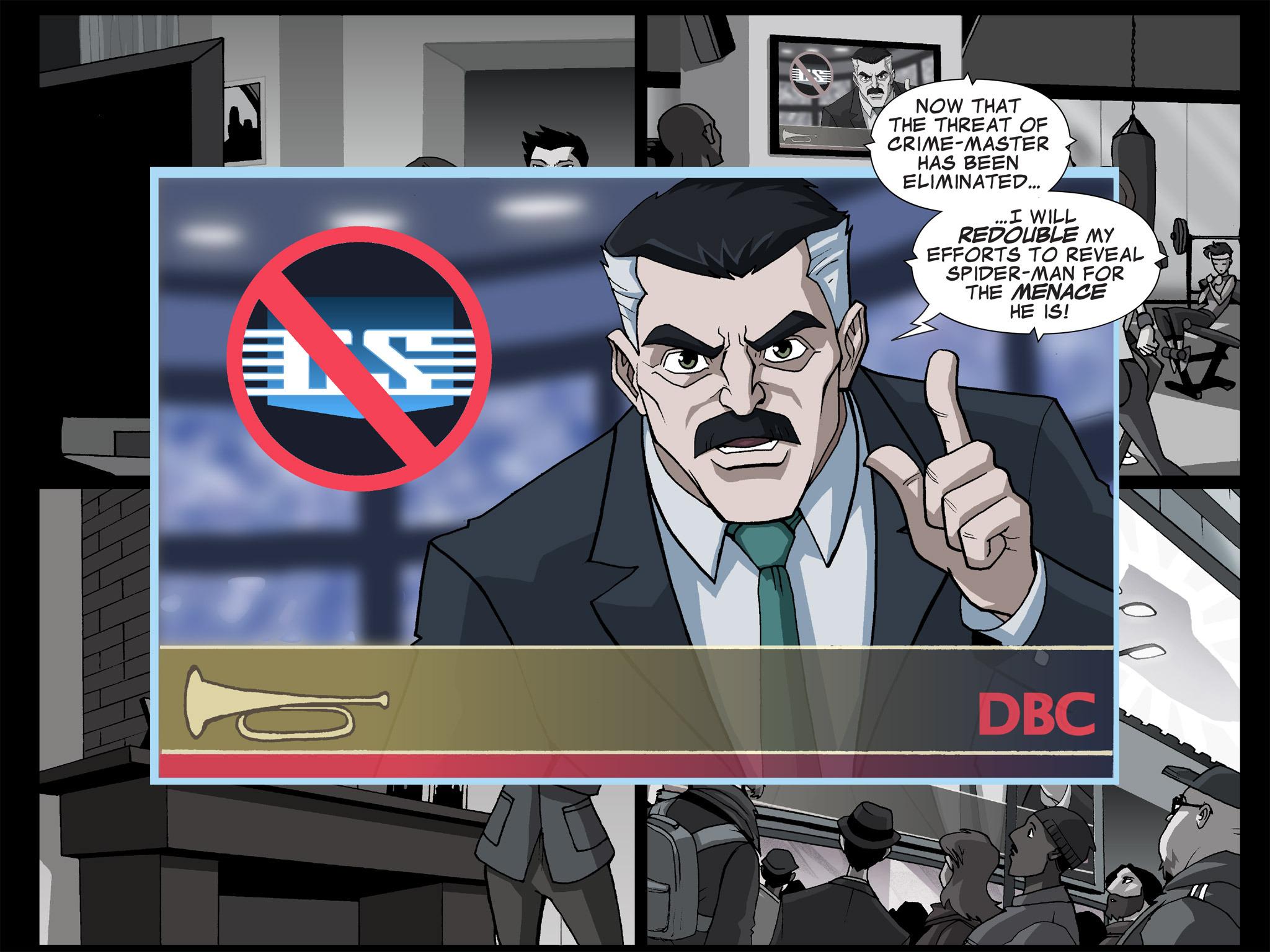 Read online Ultimate Spider-Man (Infinite Comics) (2015) comic -  Issue #19 - 39