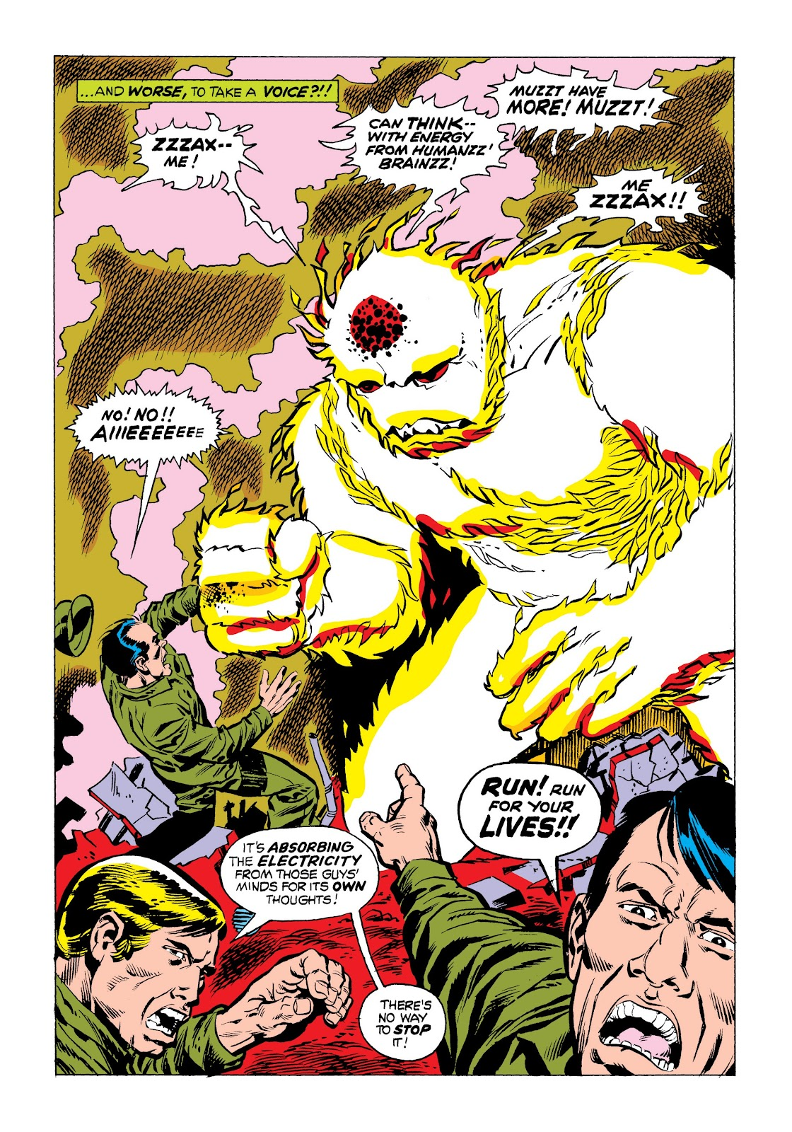 Read online Marvel Masterworks: The Incredible Hulk comic -  Issue # TPB 9 (Part 3) - 2