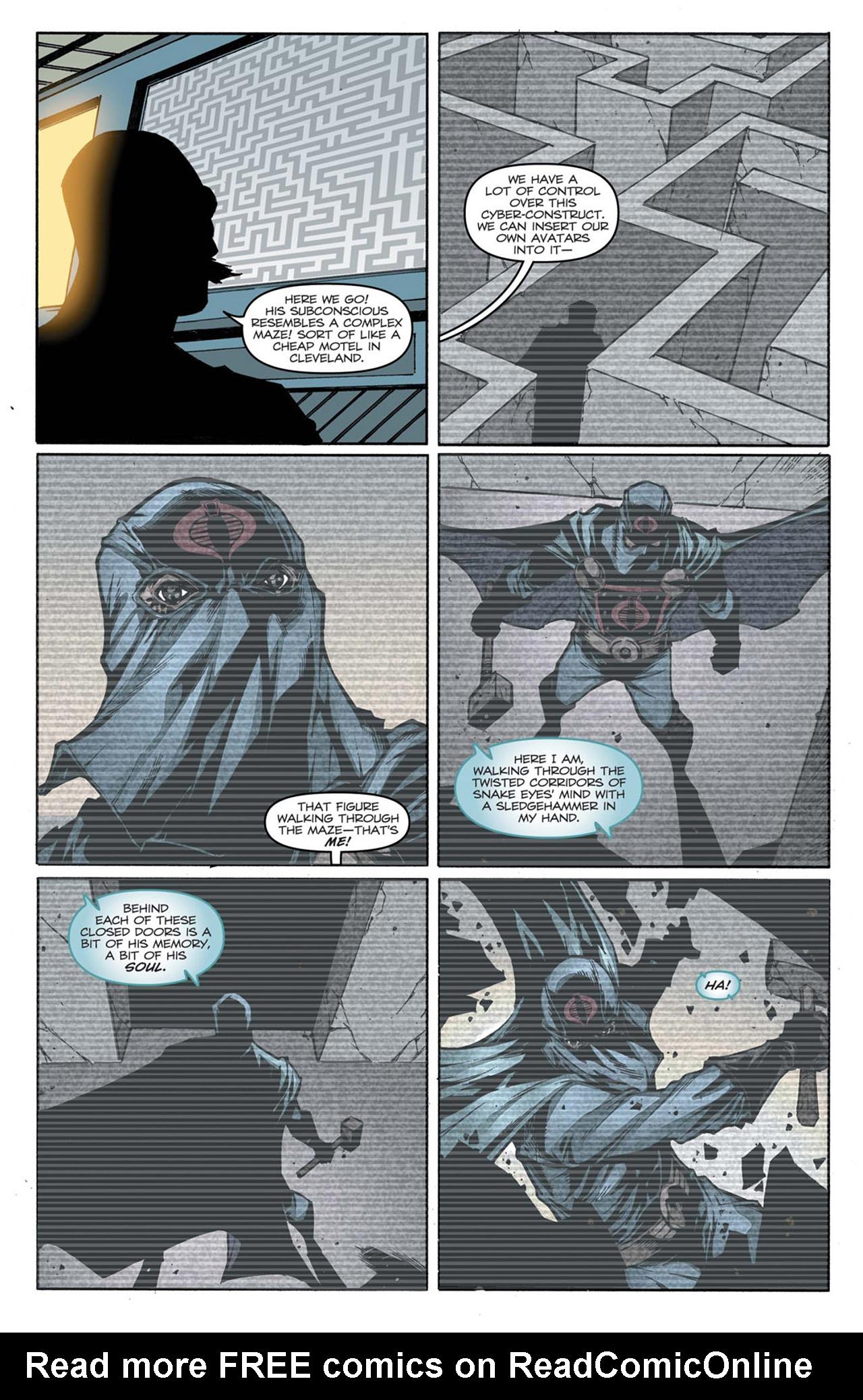G.I. Joe: A Real American Hero 160 Page 6