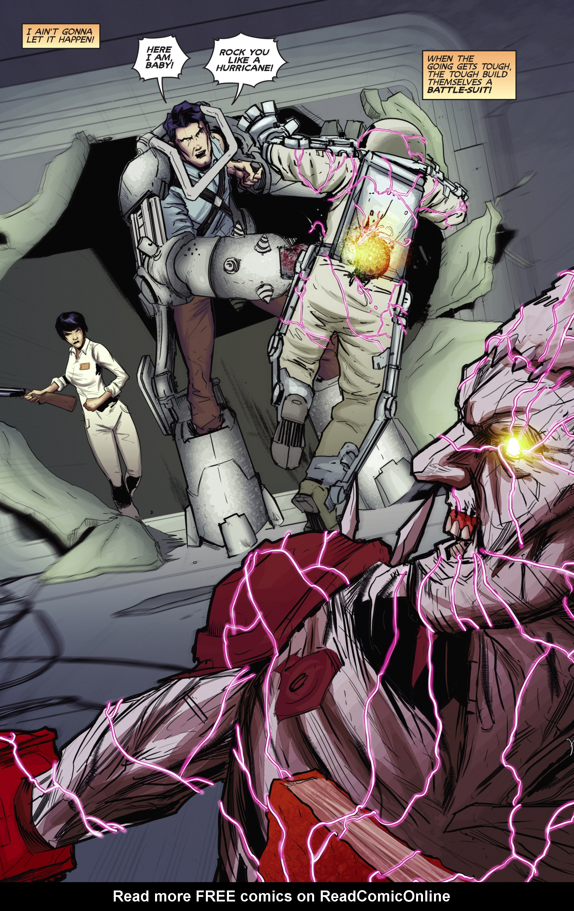 Read online Army of Darkness (2014) comic -  Issue #4 - 5