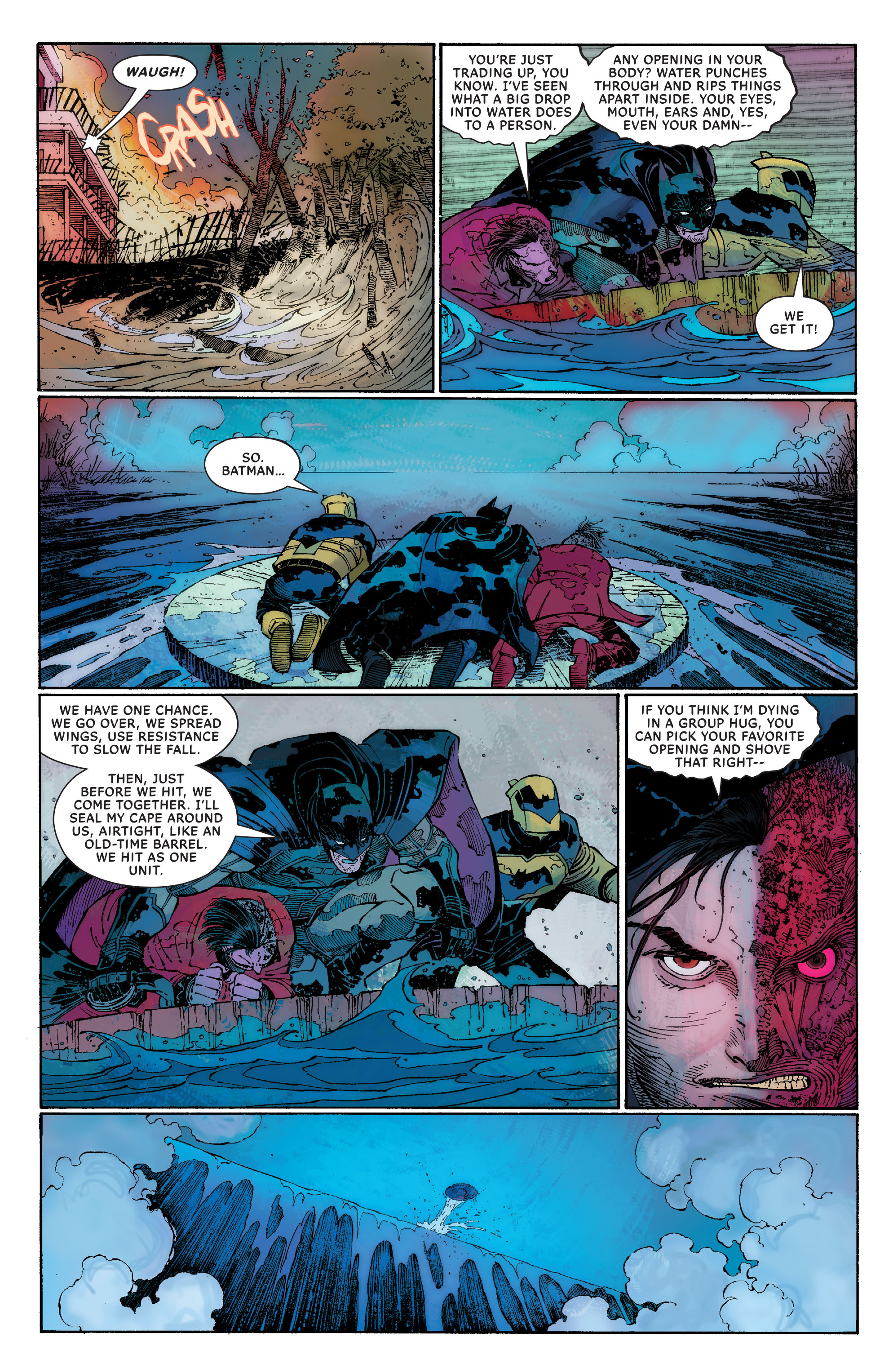 Read online All-Star Batman comic -  Issue #5 - 11