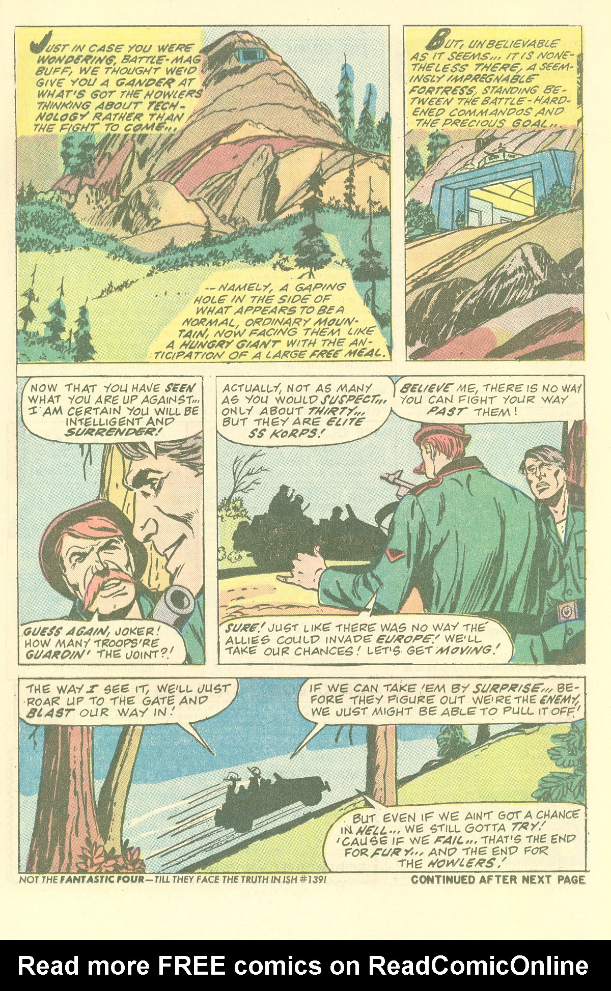 Read online Sgt. Fury comic -  Issue #115 - 17
