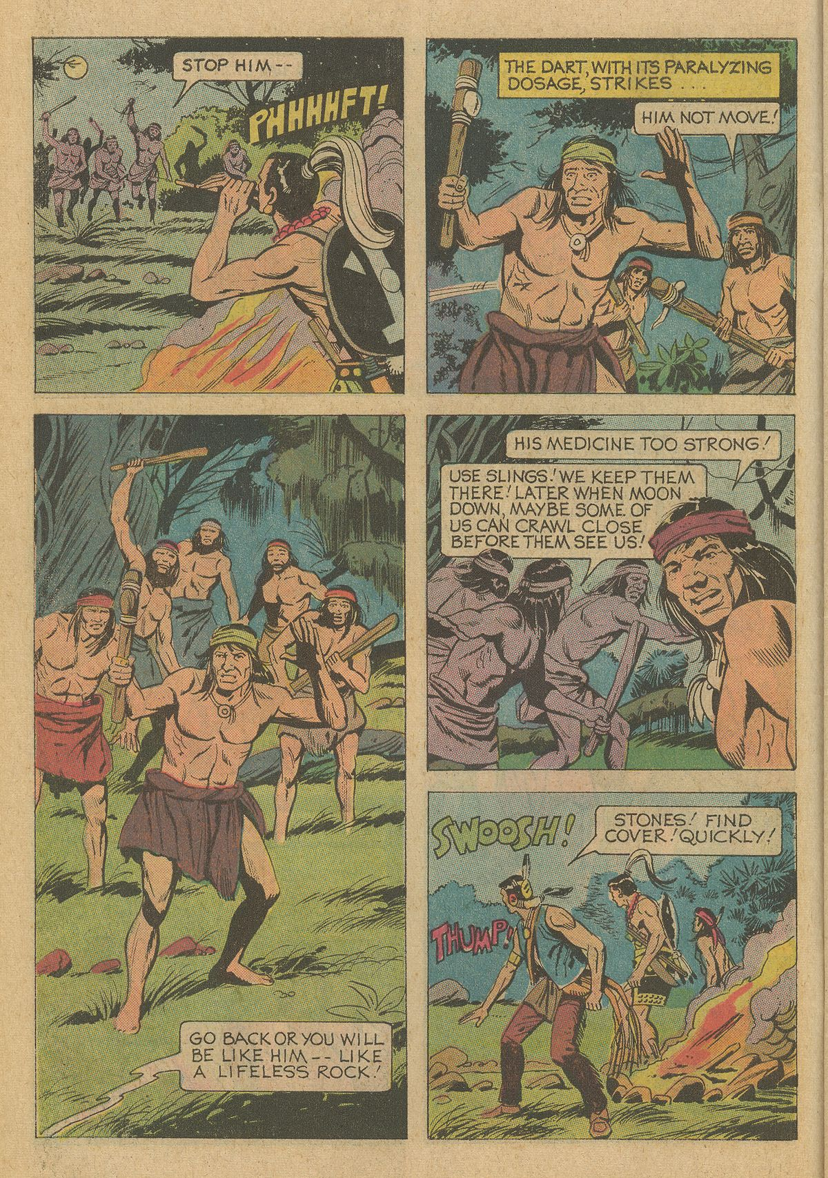 Read online Turok, Son of Stone comic -  Issue #95 - 10