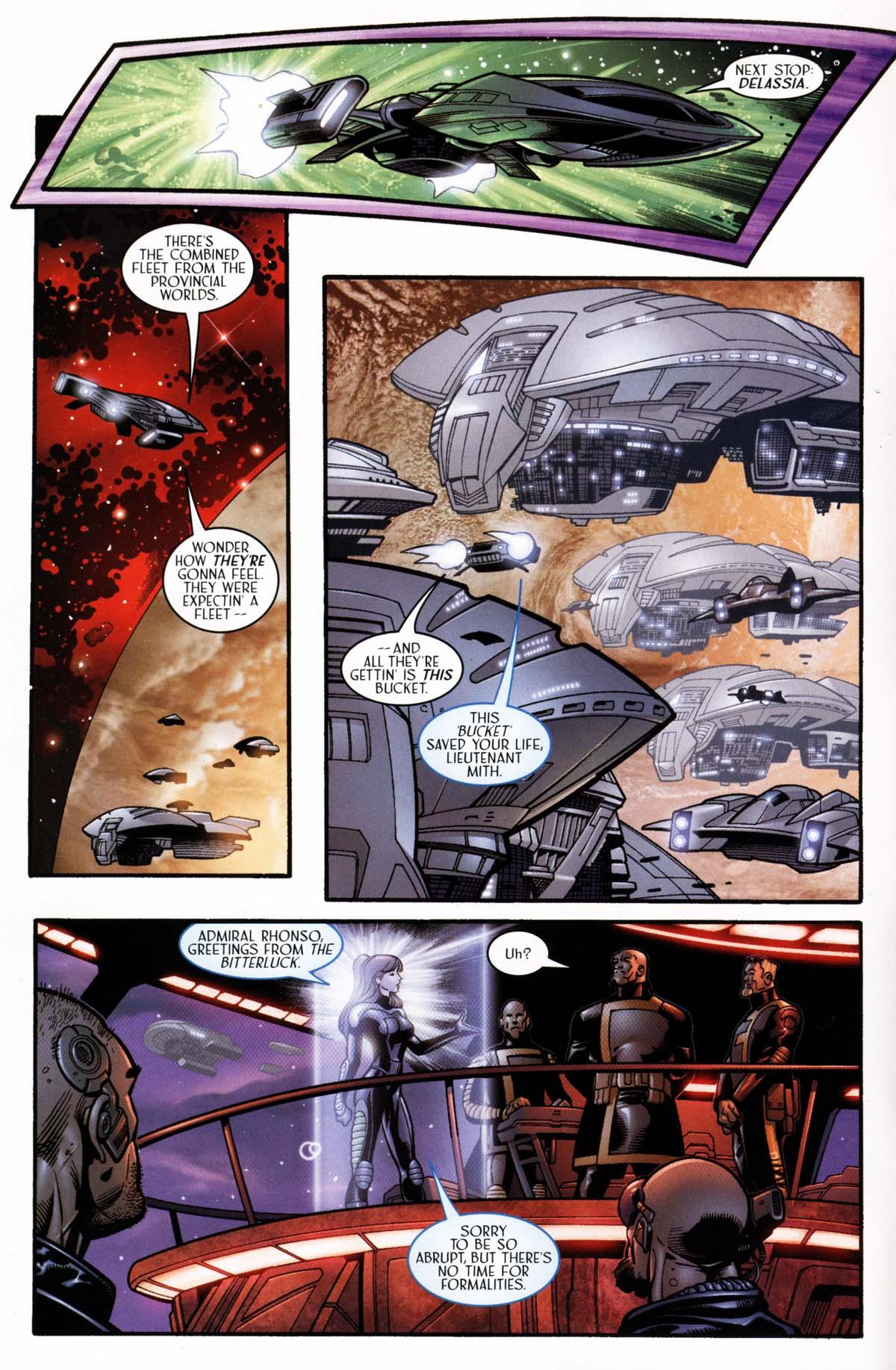 Read online Sigil (2000) comic -  Issue #26 - 14
