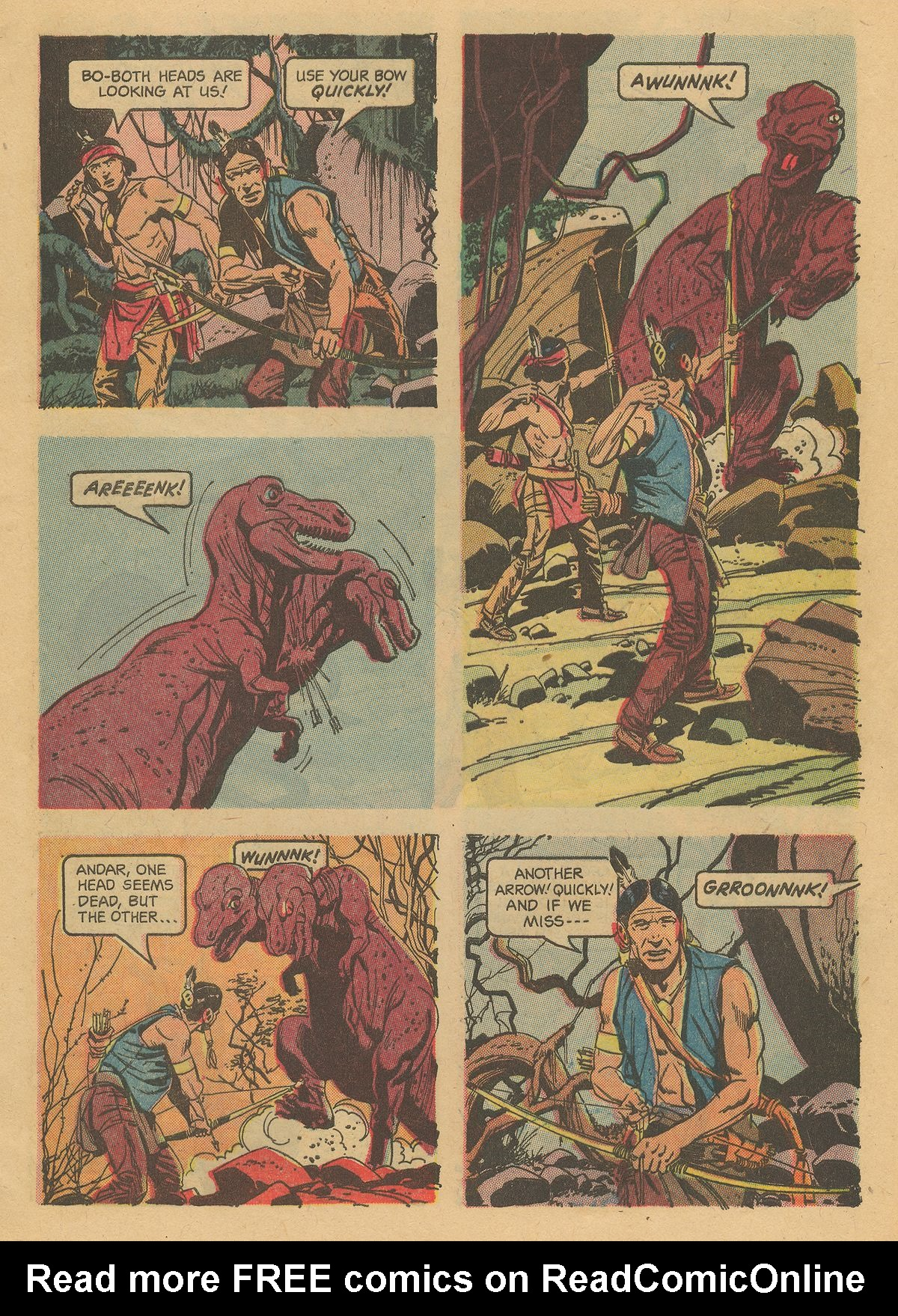 Read online Turok, Son of Stone comic -  Issue #31 - 9