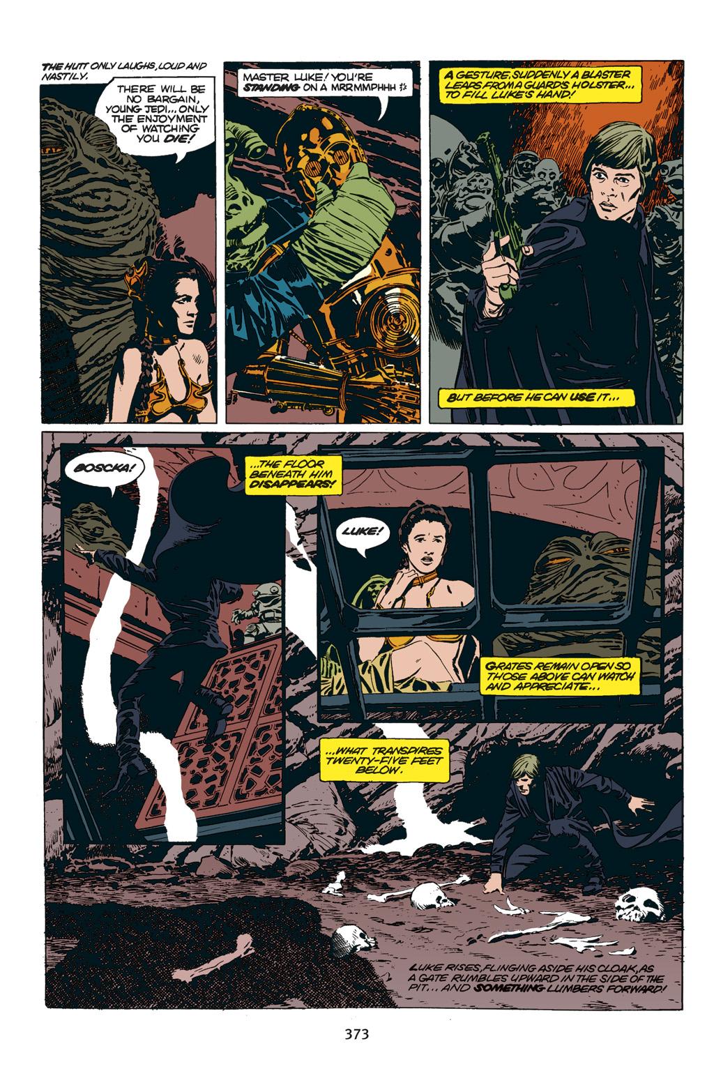 Read online Star Wars Omnibus comic -  Issue # Vol. 18.5 - 92