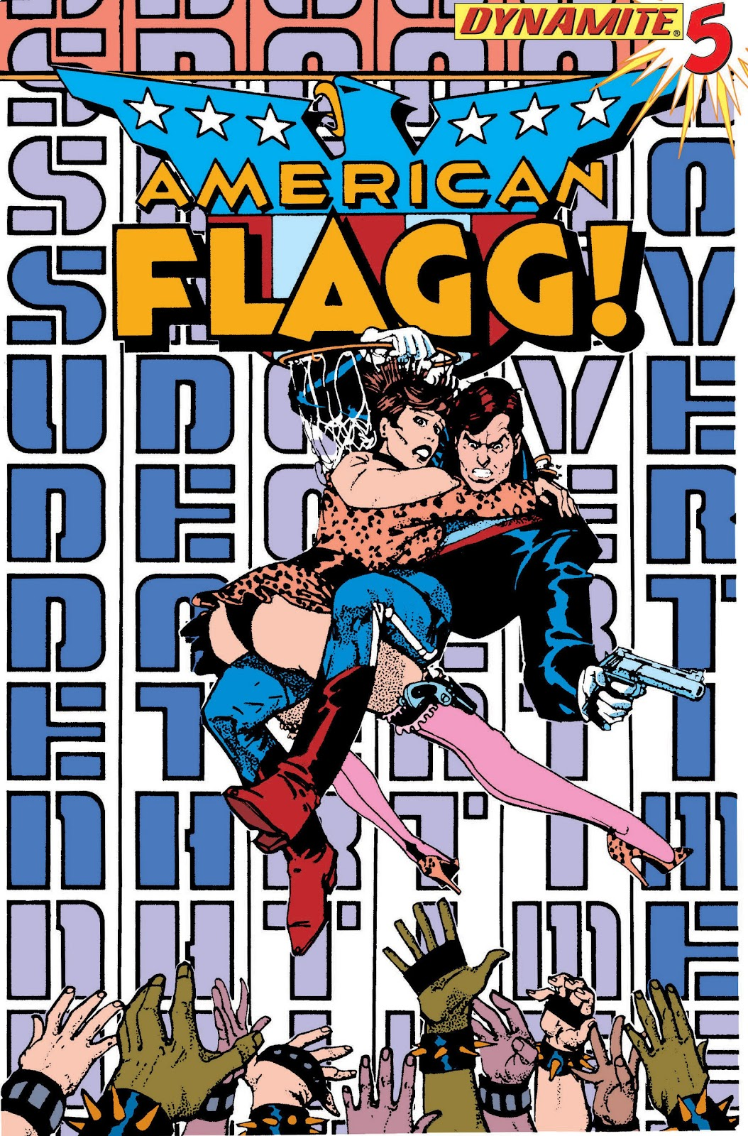 American Flagg! issue Definitive Collection (Part 2) - Page 44