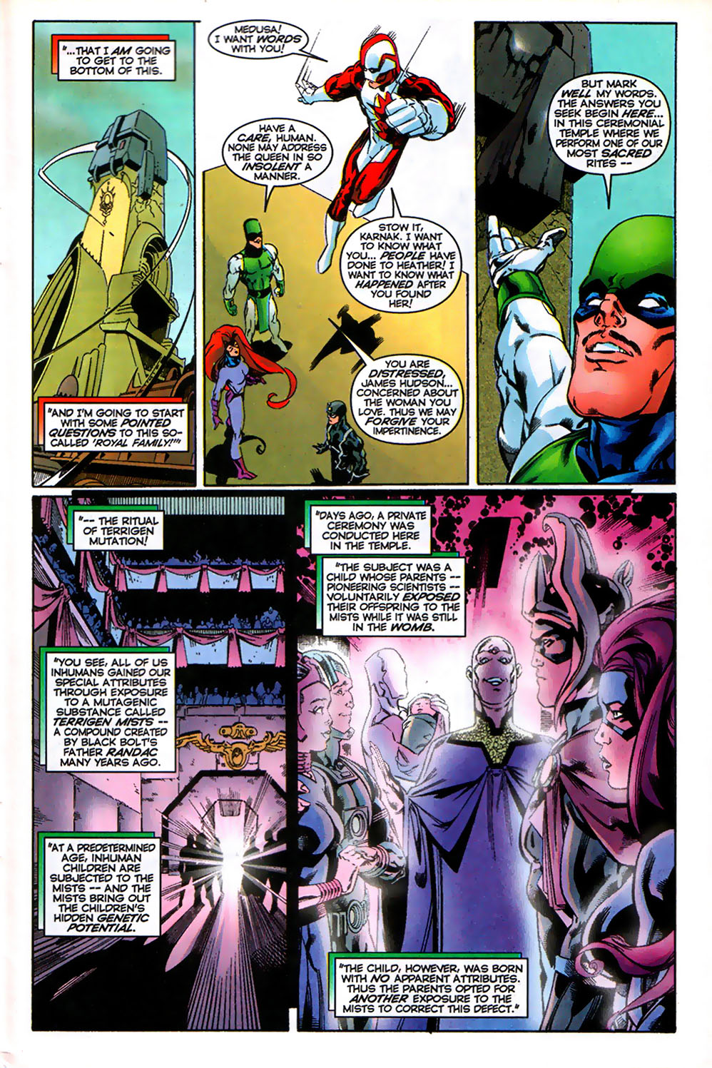Read online Alpha Flight (1997) comic -  Issue # _Annual - 28