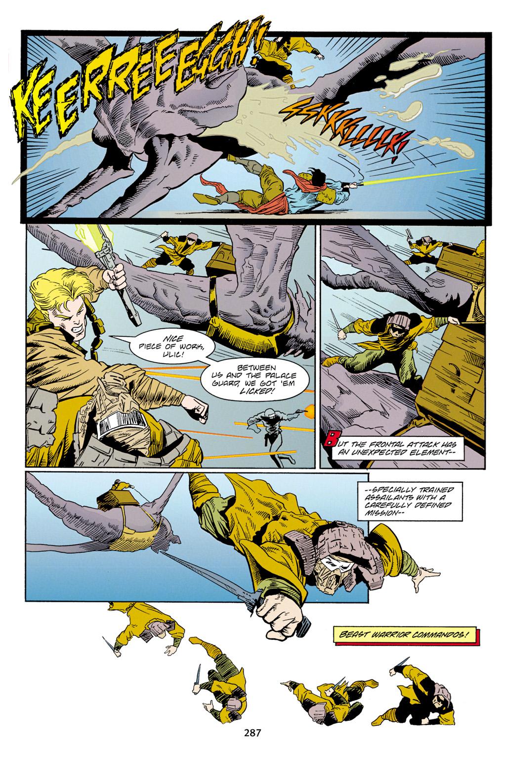 Read online Star Wars Omnibus comic -  Issue # Vol. 4 - 276