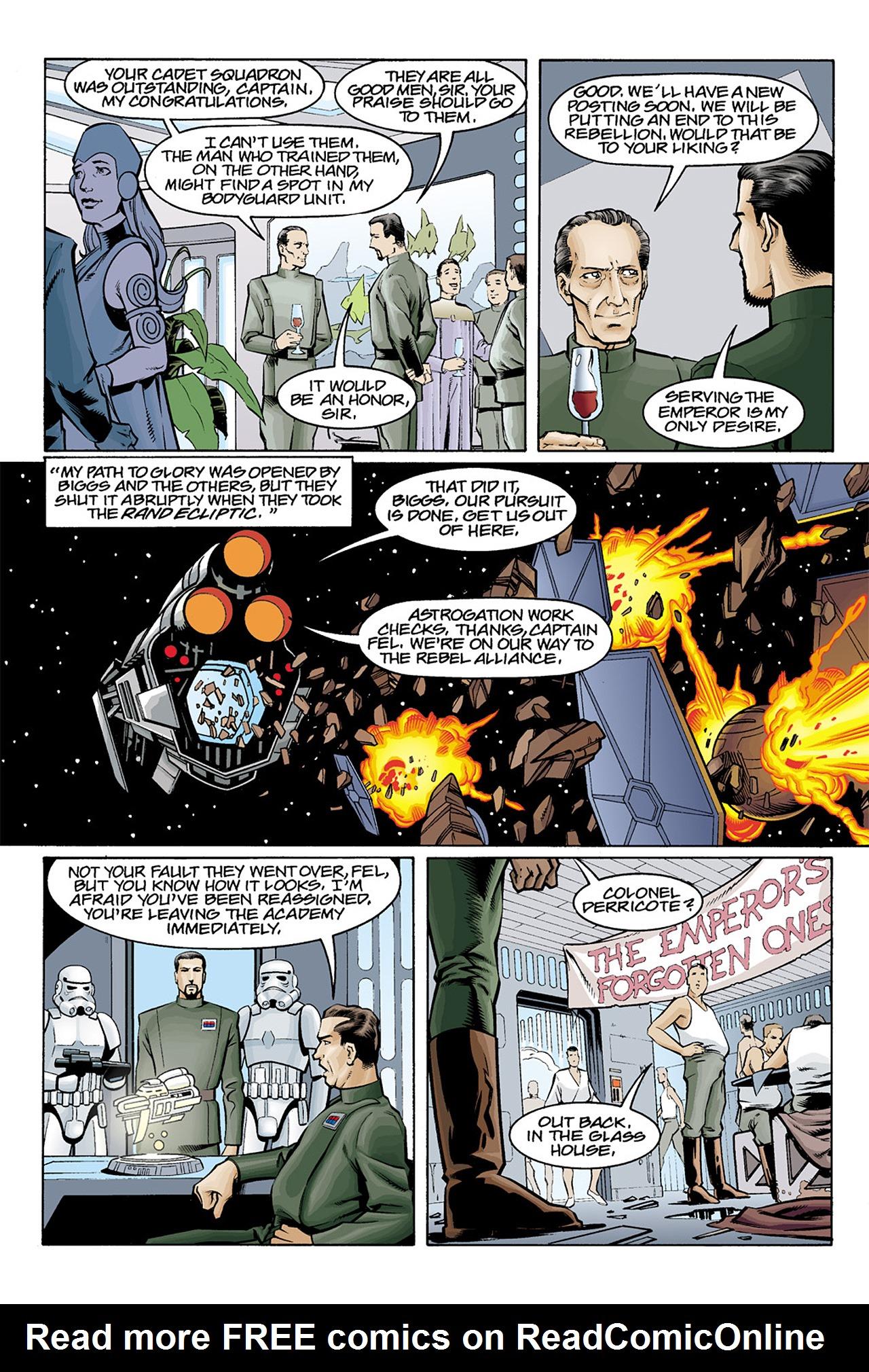 Read online Star Wars Omnibus comic -  Issue # Vol. 3 - 113