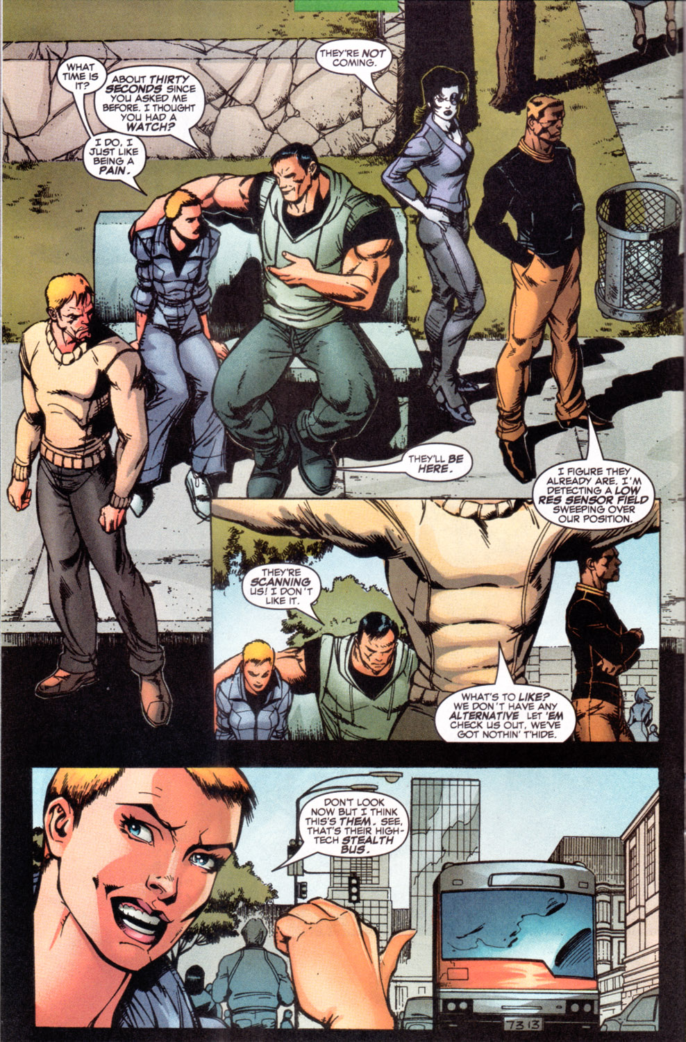 Read online X-Force (1991) comic -  Issue #108 - 14