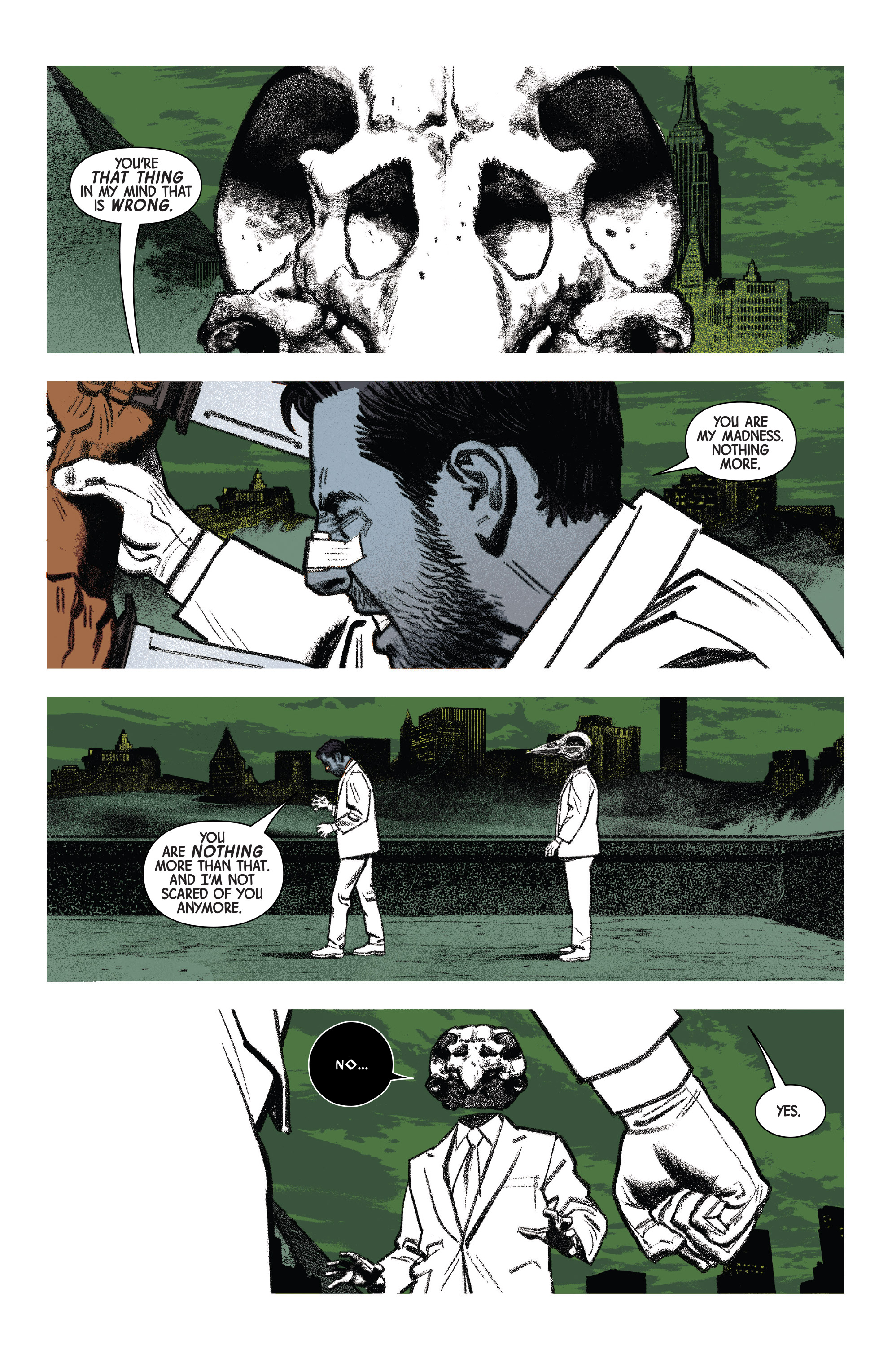 Read online Moon Knight (2016) comic -  Issue #14 - 16