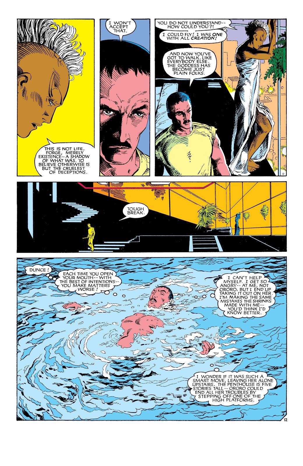 Uncanny X-Men (1963) issue 186 - Page 13