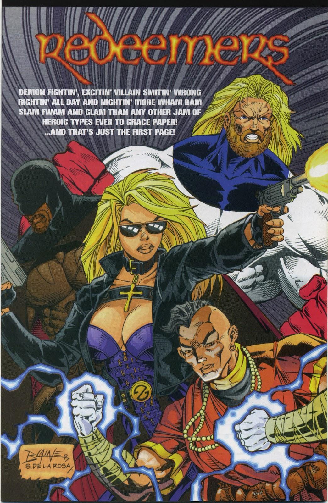 Warrior Nun Areala (1997) Issue #3 #3 - English 28