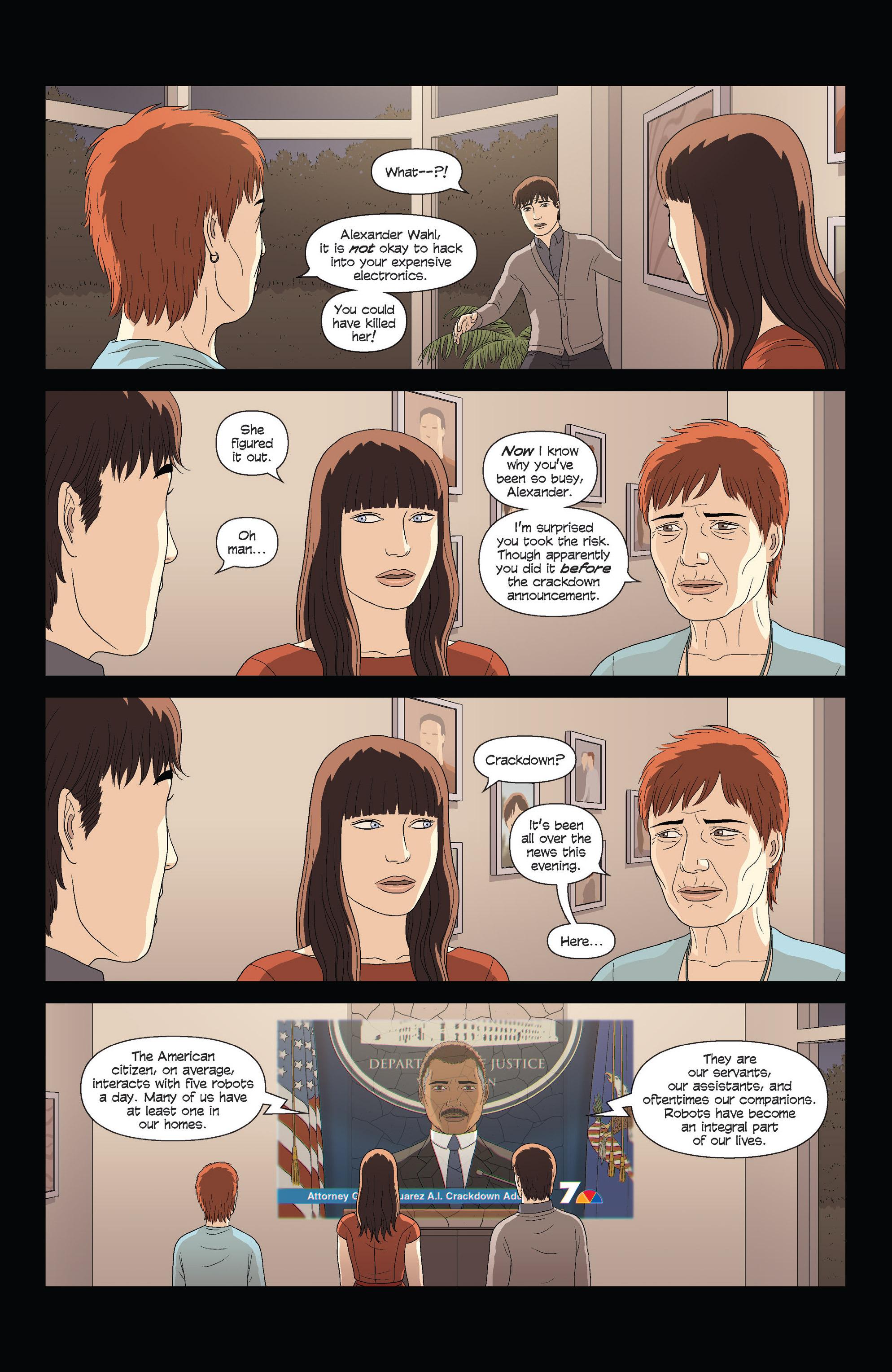 Read online Alex   Ada comic -  Issue #7 - 22