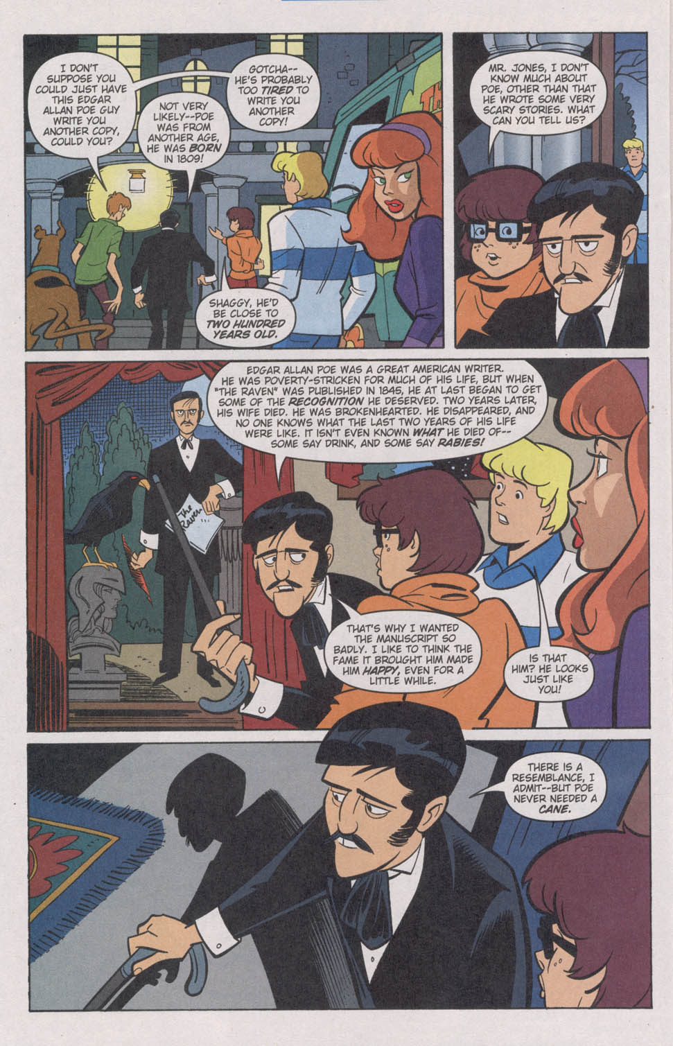 Read online Scooby-Doo (1997) comic -  Issue #80 - 22