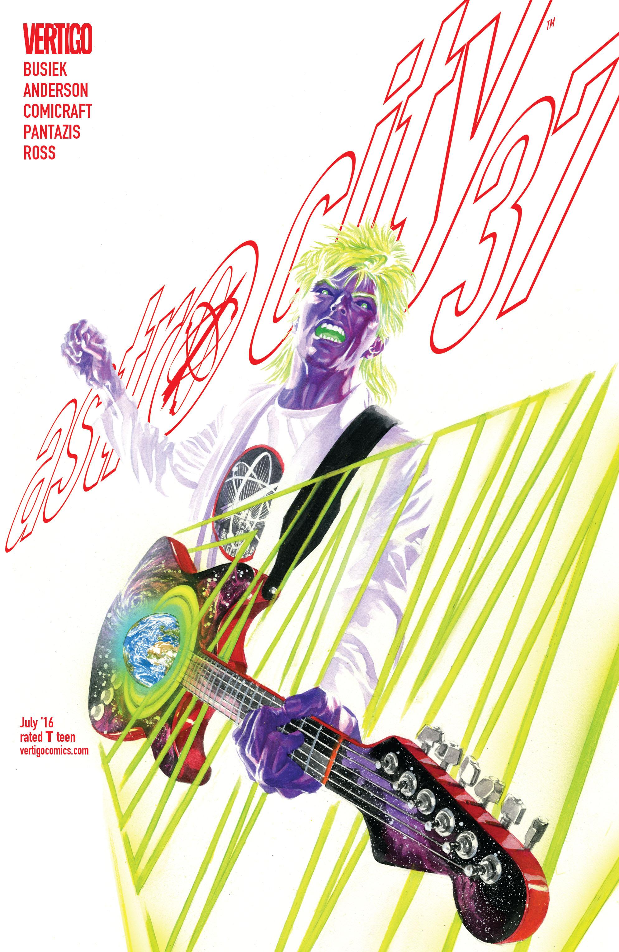 Read online Astro City comic -  Issue #37 - 1