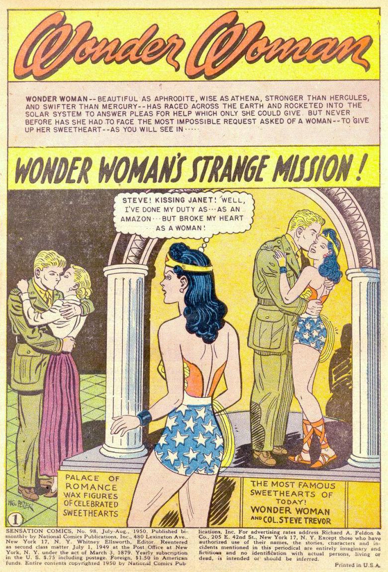 Read online Sensation (Mystery) Comics comic -  Issue #98 - 3