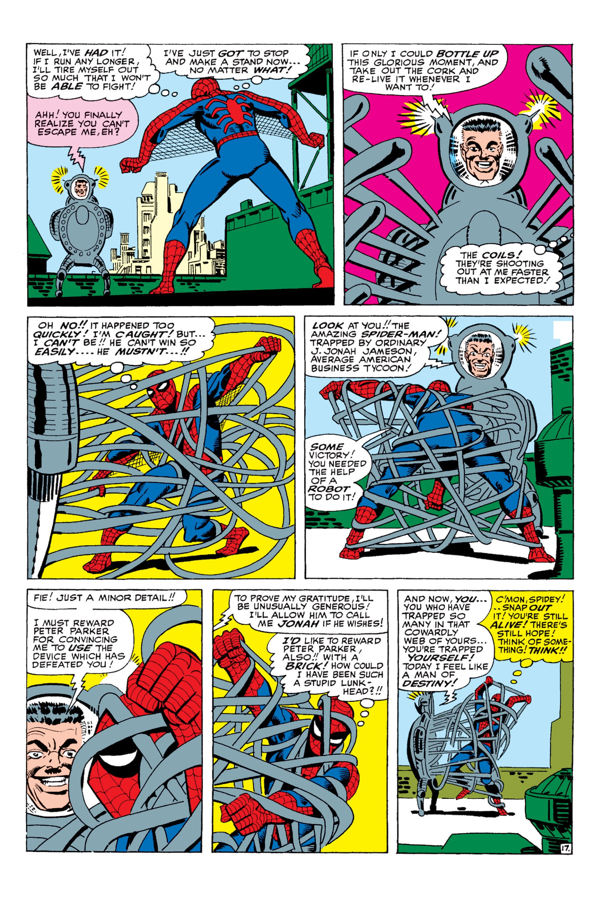 The Amazing Spider-Man (1963) 25 Page 17