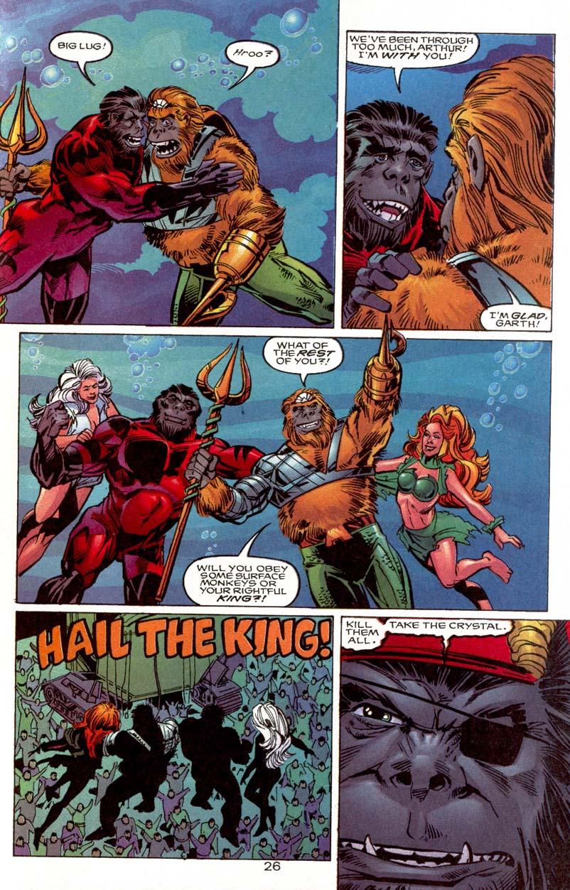 Read online Aquaman (1994) comic -  Issue #Aquaman (1994) _Annual 5 - 27